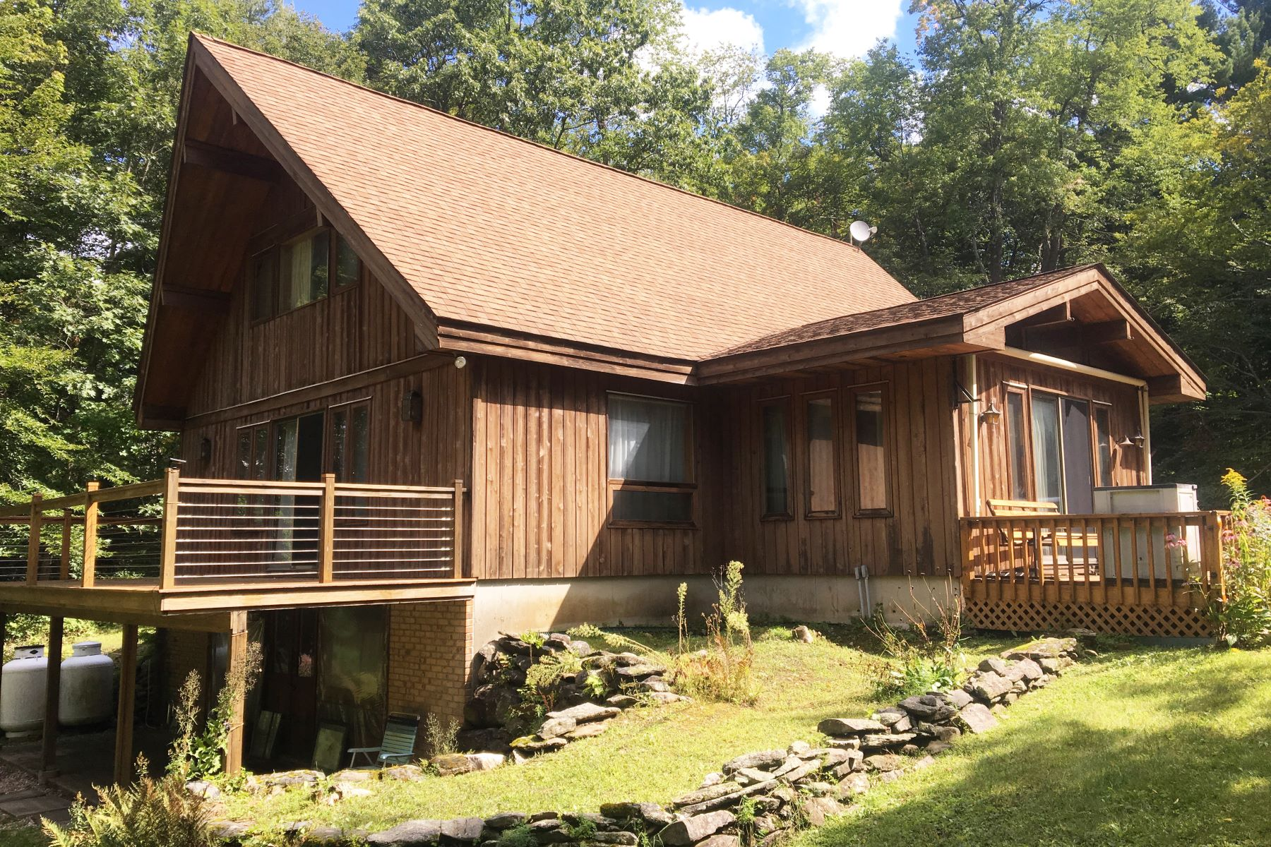 Single Family Home for Sale at A quiet retreat 169 Meekertown Road, Norfolk, Connecticut, 06058 United States