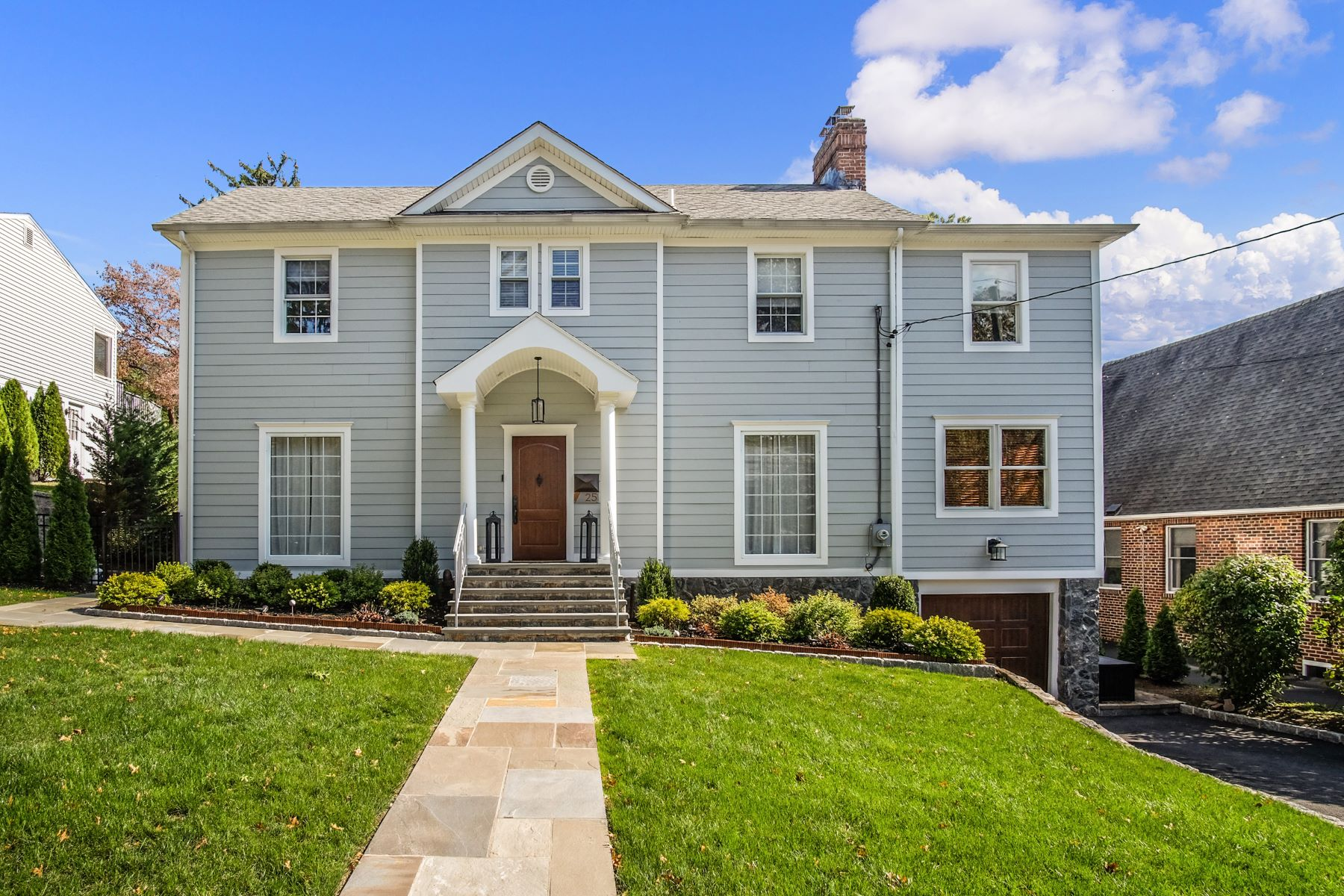 Single Family Homes for Active at 25 Wilson Drive New Rochelle, New York 10801 United States