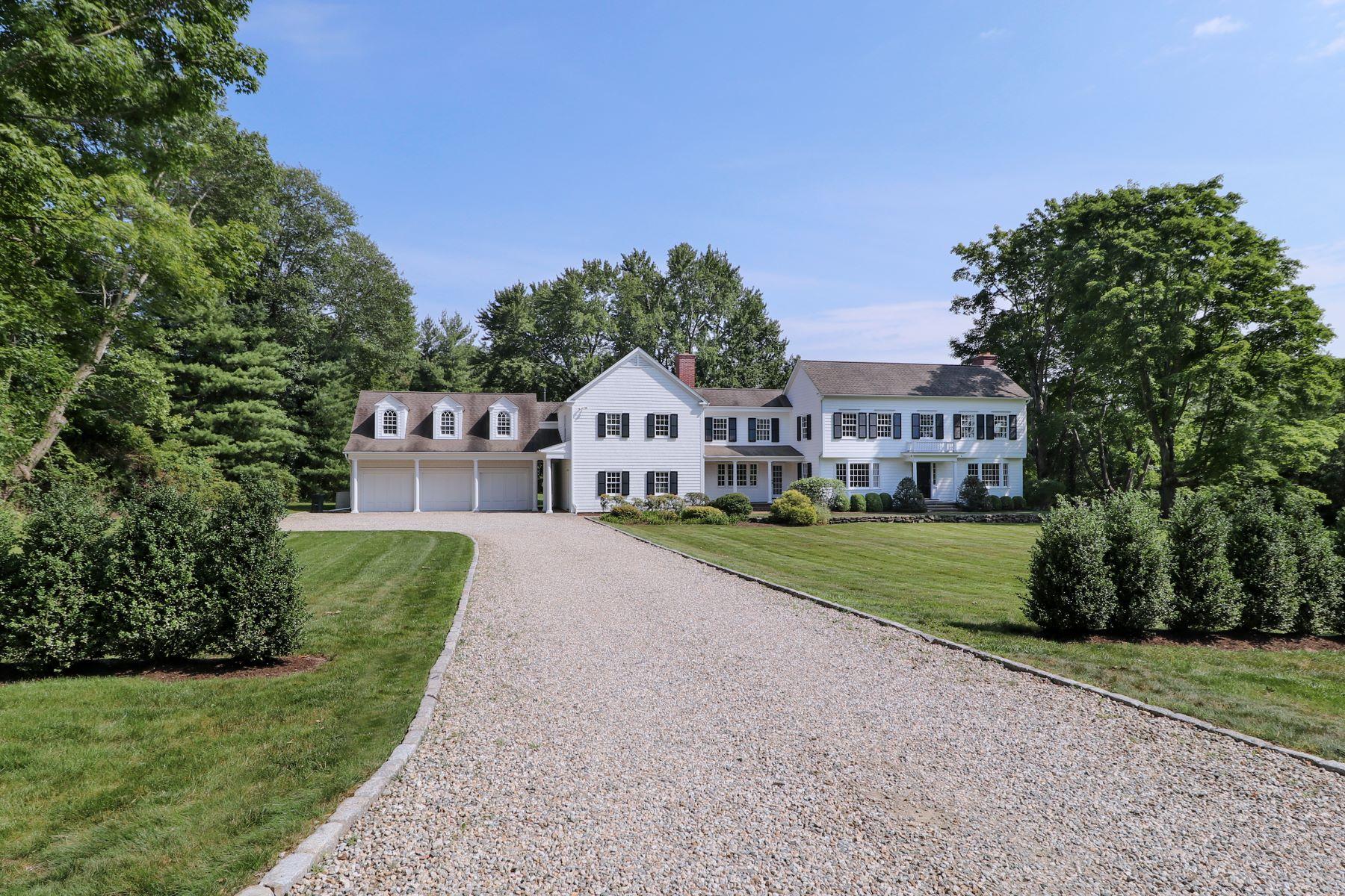 Single Family Homes 为 销售 在 799 Verna Hill Road, 菲儿福尔德, 康涅狄格州 06824 美国