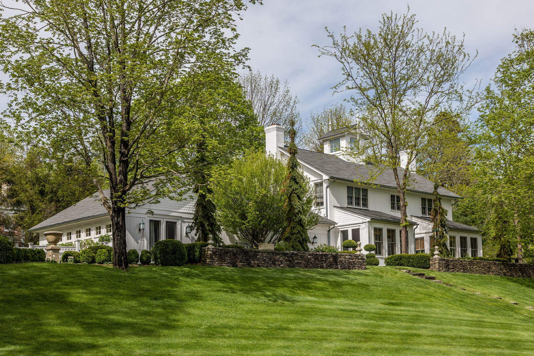 Eensgezinswoning voor Verkoop op Treasured Estate 70 Hat Shop Hill Road, Bridgewater, Connecticut 06752 Verenigde Staten