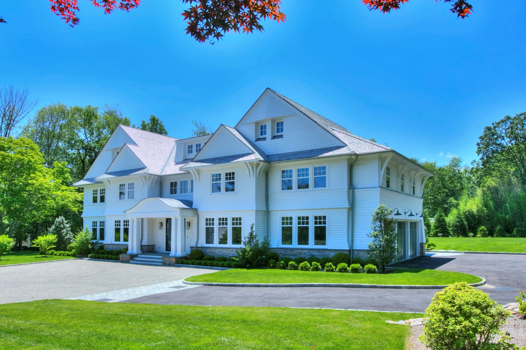 Single Family Homes for Active at 97 Skyview Lane New Canaan, Connecticut 06840 United States