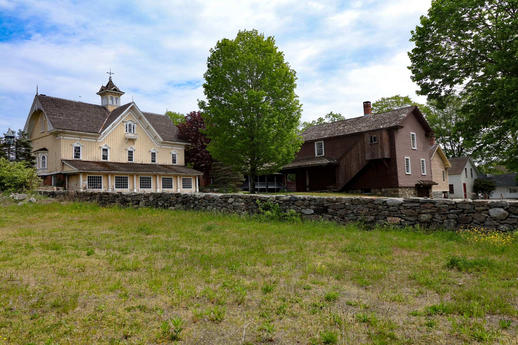 Vivienda unifamiliar por un Venta en Johnsonville: A Quaint Little Town All To Yourself 00 Johnsonville Road East Haddam, Connecticut, 06469 Estados Unidos