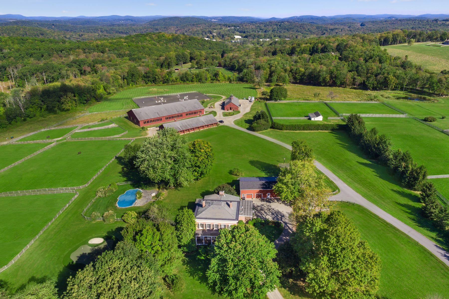 Single Family Homes för Försäljning vid North Salem, New York 10560 Förenta staterna