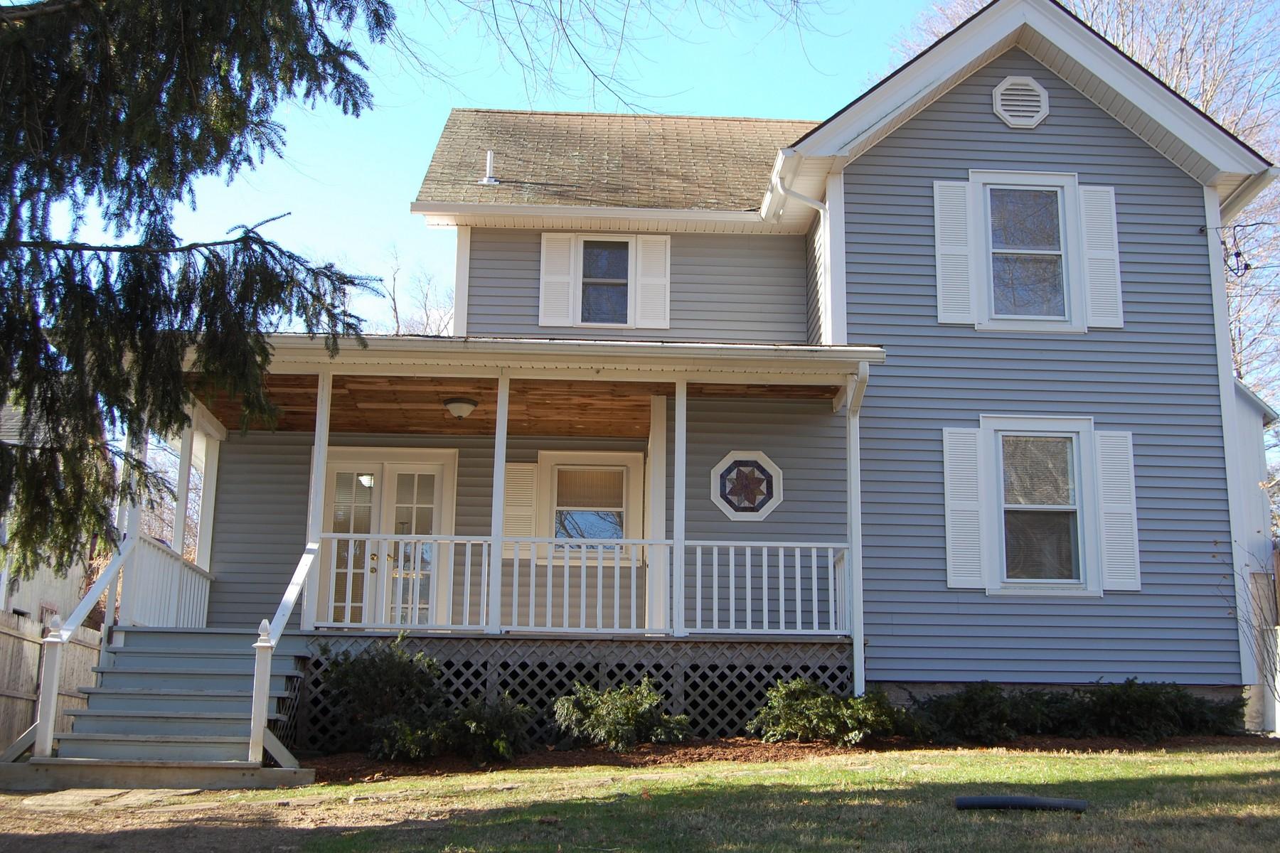 Maison unifamiliale pour l Vente à Ideally Located Near Ivoryton Village 8 Chestnut St Essex, Connecticut, 06442 États-Unis