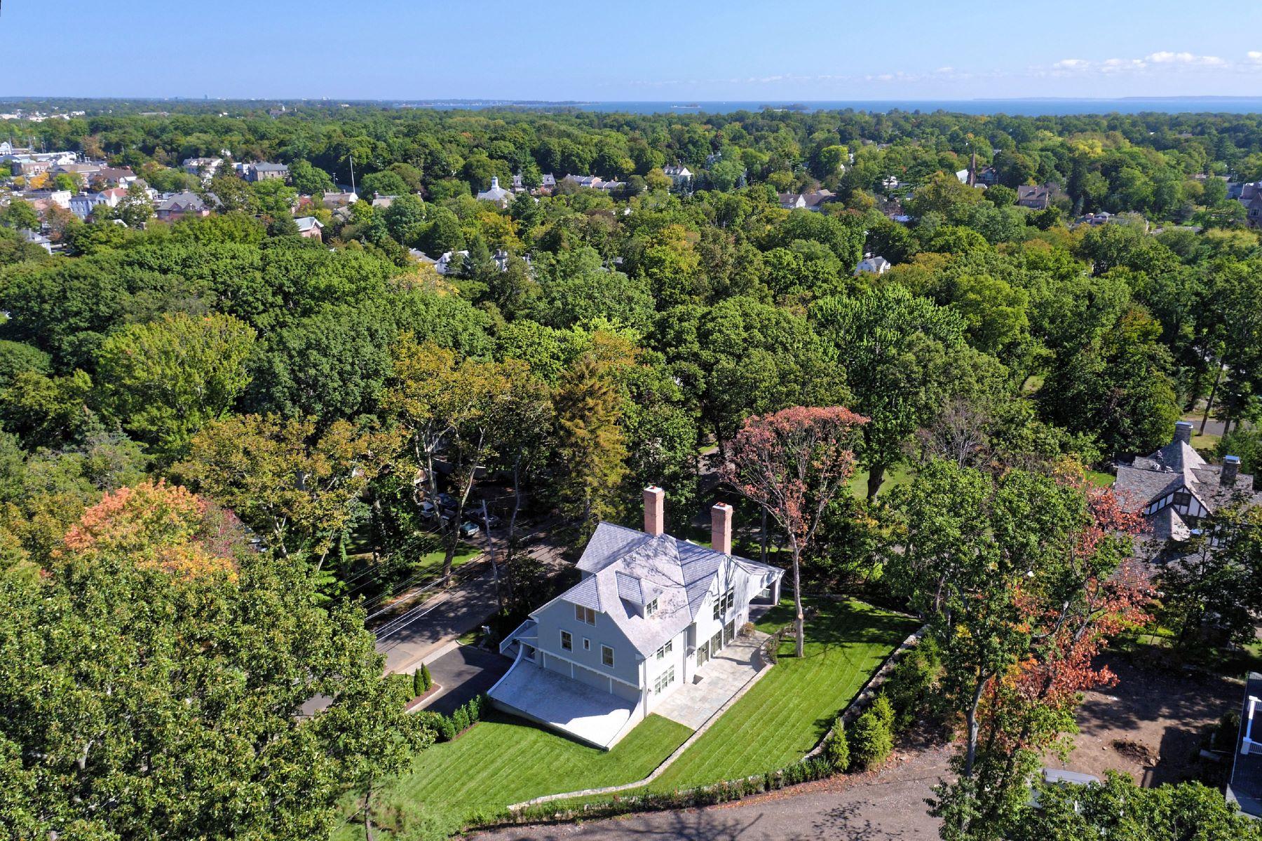 Casa para uma família para Venda às 93 Central Avenue Rye, Nova York, 10580 Estados Unidos