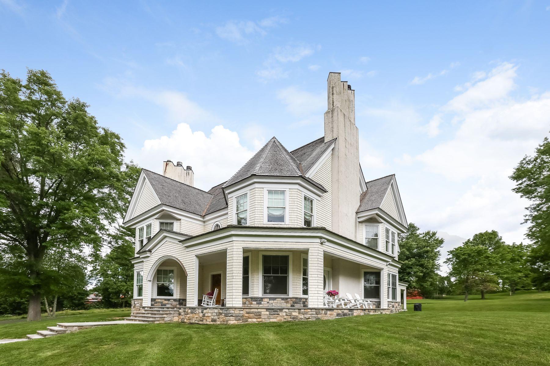 Maison unifamiliale pour l Vente à Merwins Lane 1830 Merwins Lane Fairfield, Connecticut 06824 États-Unis
