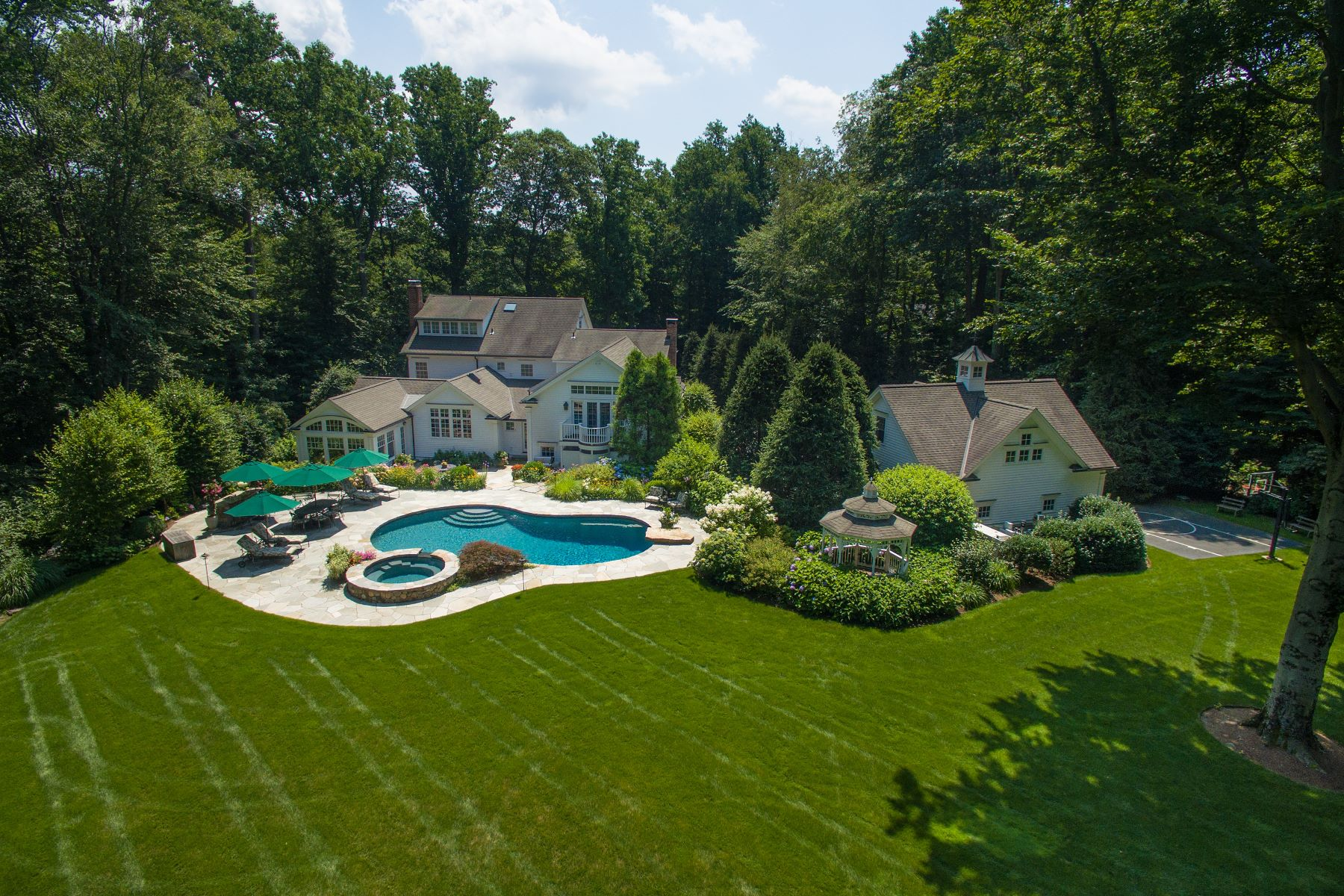 House for Sale at 74 Pheasant Drive 74 Pheasant Drive New Canaan, Connecticut 06840 United States