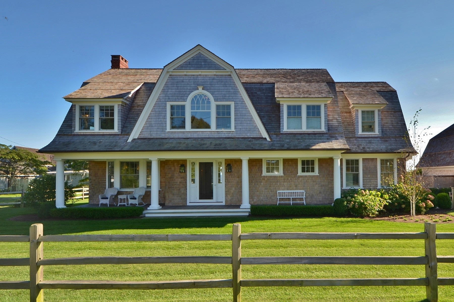 single family homes voor Verkoop op Beautiful Fenwick Waterfront Property 23 Pettipaug Avenue, Old Saybrook, Connecticut 06475 Verenigde Staten