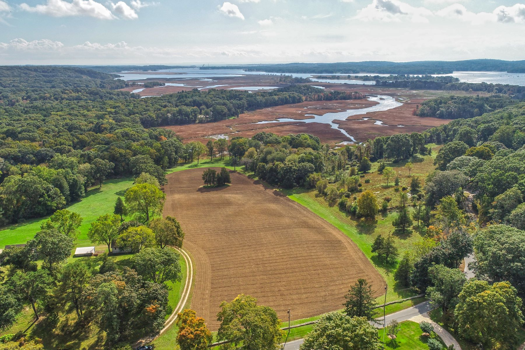 Land voor Verkoop op 11 Acres of Private Land Elys Ferry Road, Lyme, Connecticut 06371 Verenigde Staten