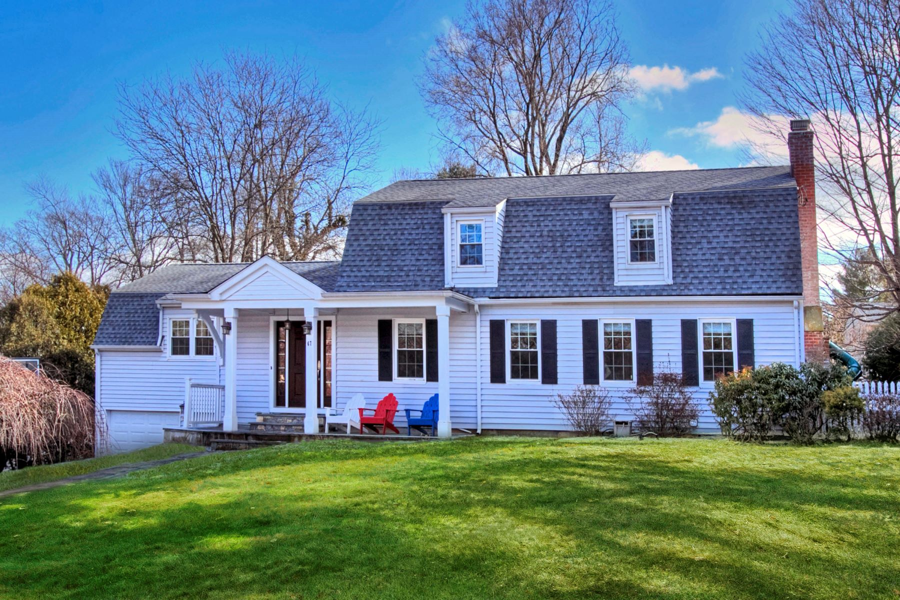 House for Sale at 67 Hawthorne Road 67 Hawthorne Road New Canaan, Connecticut 06840 United States