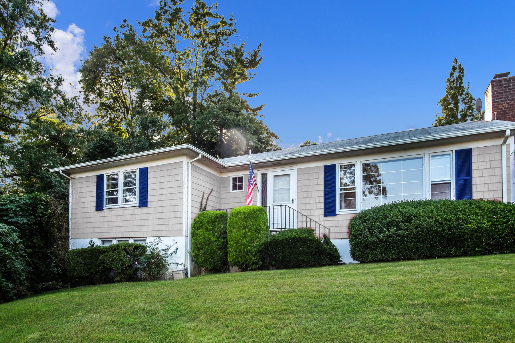 Single Family Homes for Active at 320 Betsy Brown Road Rye Brook, New York 10573 United States