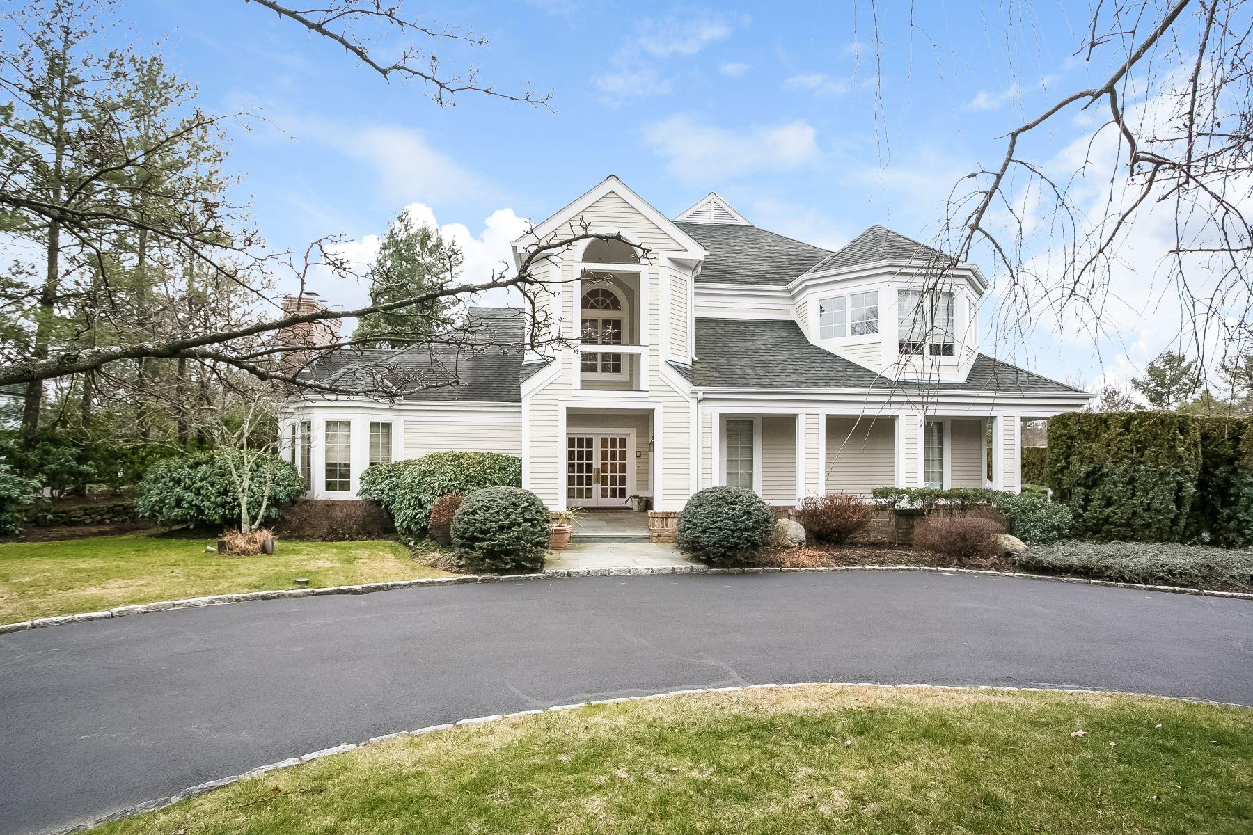 Частный односемейный дом для того Продажа на 9 Linden Drive Purchase, Нью-Йорк, 10577 Соединенные Штаты