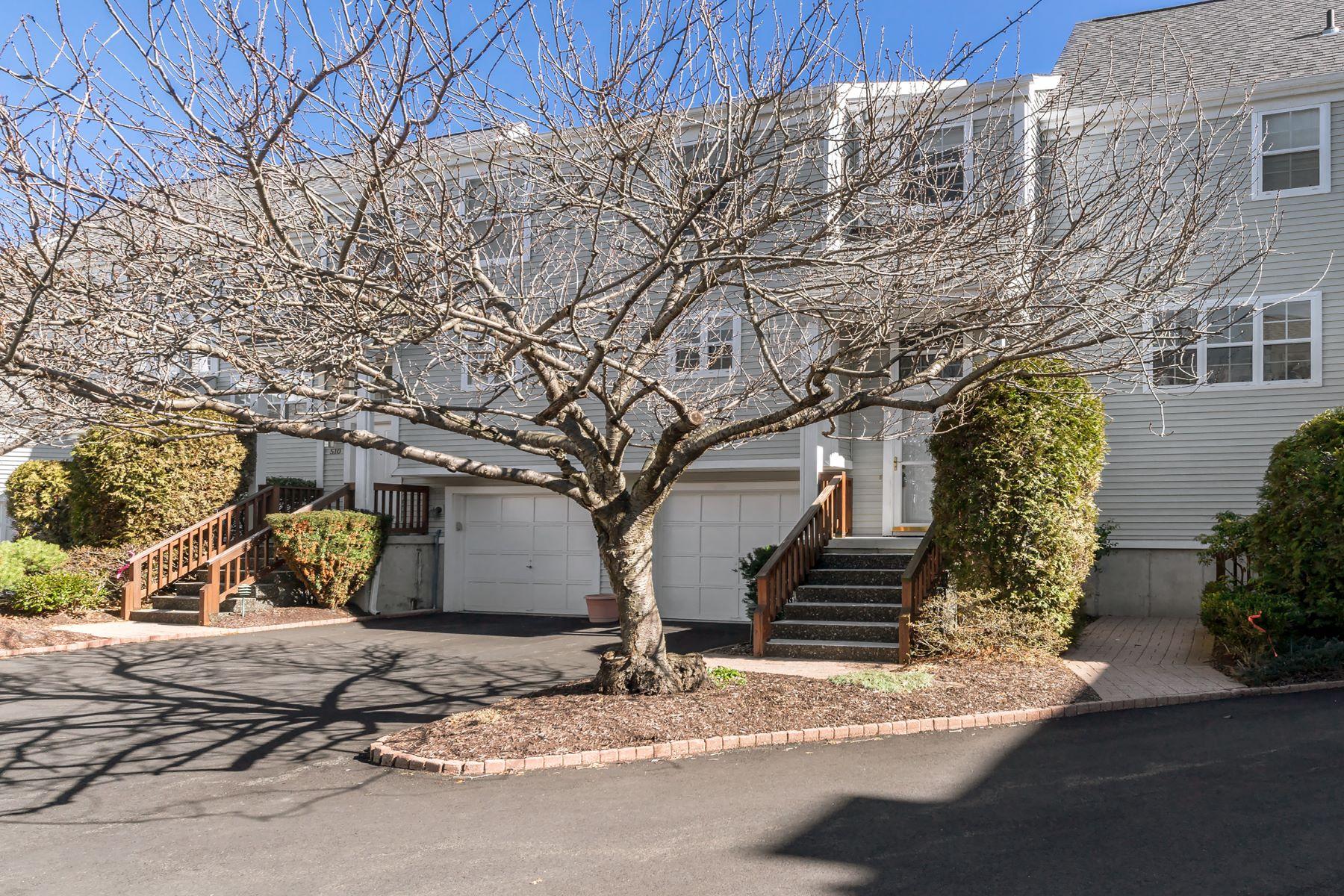 Single Family Home for Sale at Move-In Ready Foxboro Complex 509 Foxboro Drive 509, Norwalk, Connecticut, 06851 United States