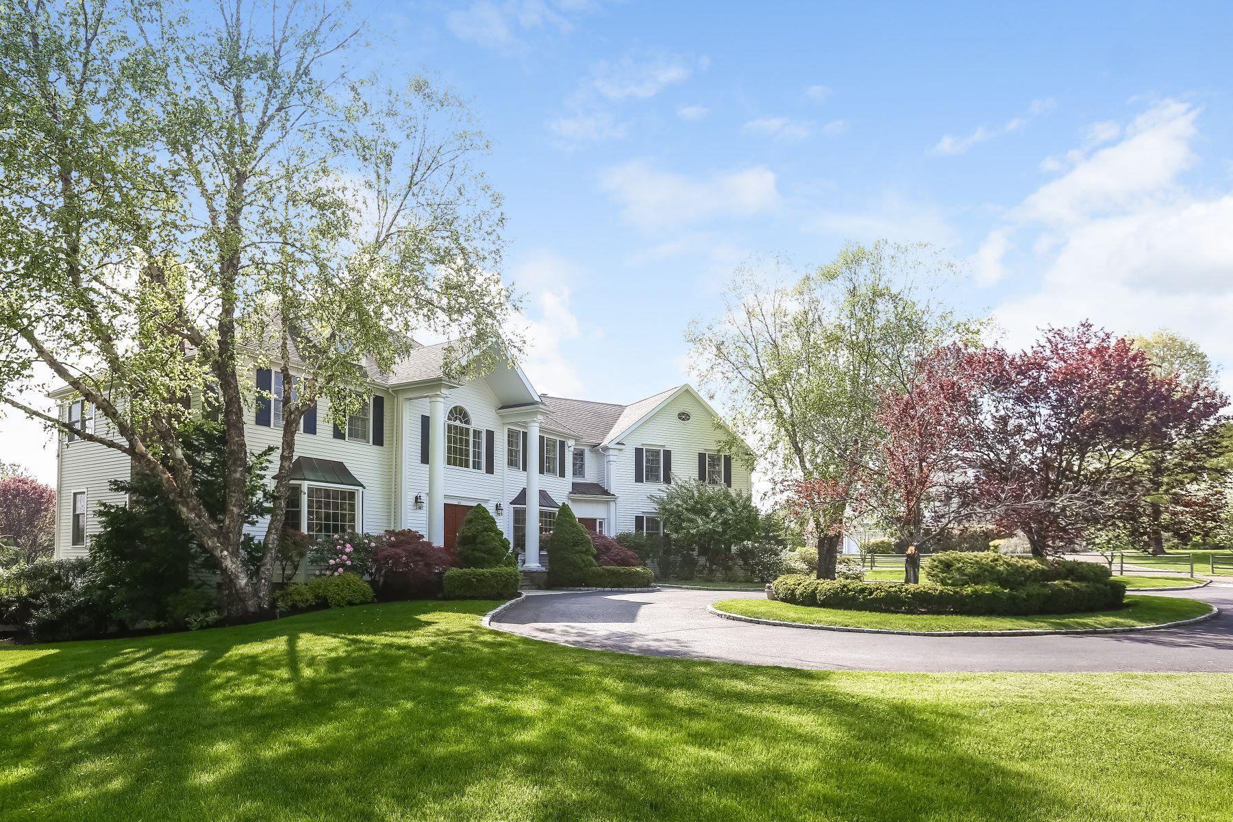 Casa Unifamiliar por un Venta en 421 Belden Hill Road 421 Belden Hill Road Wilton, Connecticut 06897 Estados Unidos