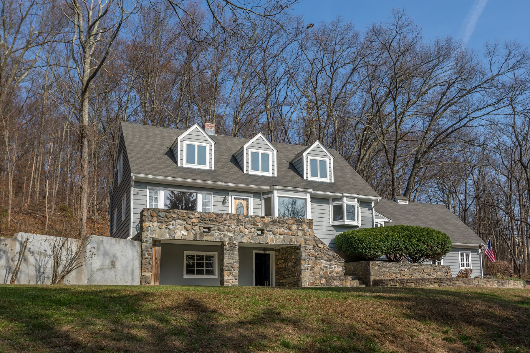Single Family Homes for Sale at Charming Cape 26 Cedar Hill Rd, Bridgewater, Connecticut 06752 United States