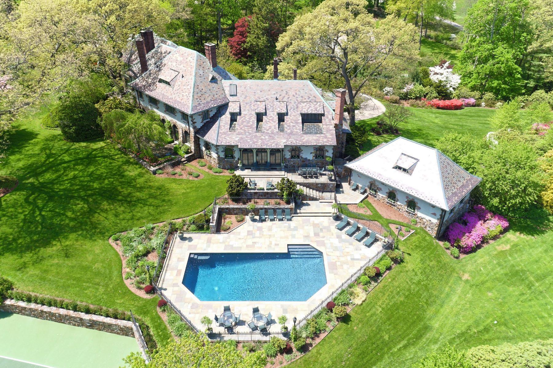Single Family Homes 為 出售 在 Rye Single Family 2 Sunset Lane, Rye, 纽约 10580 美國