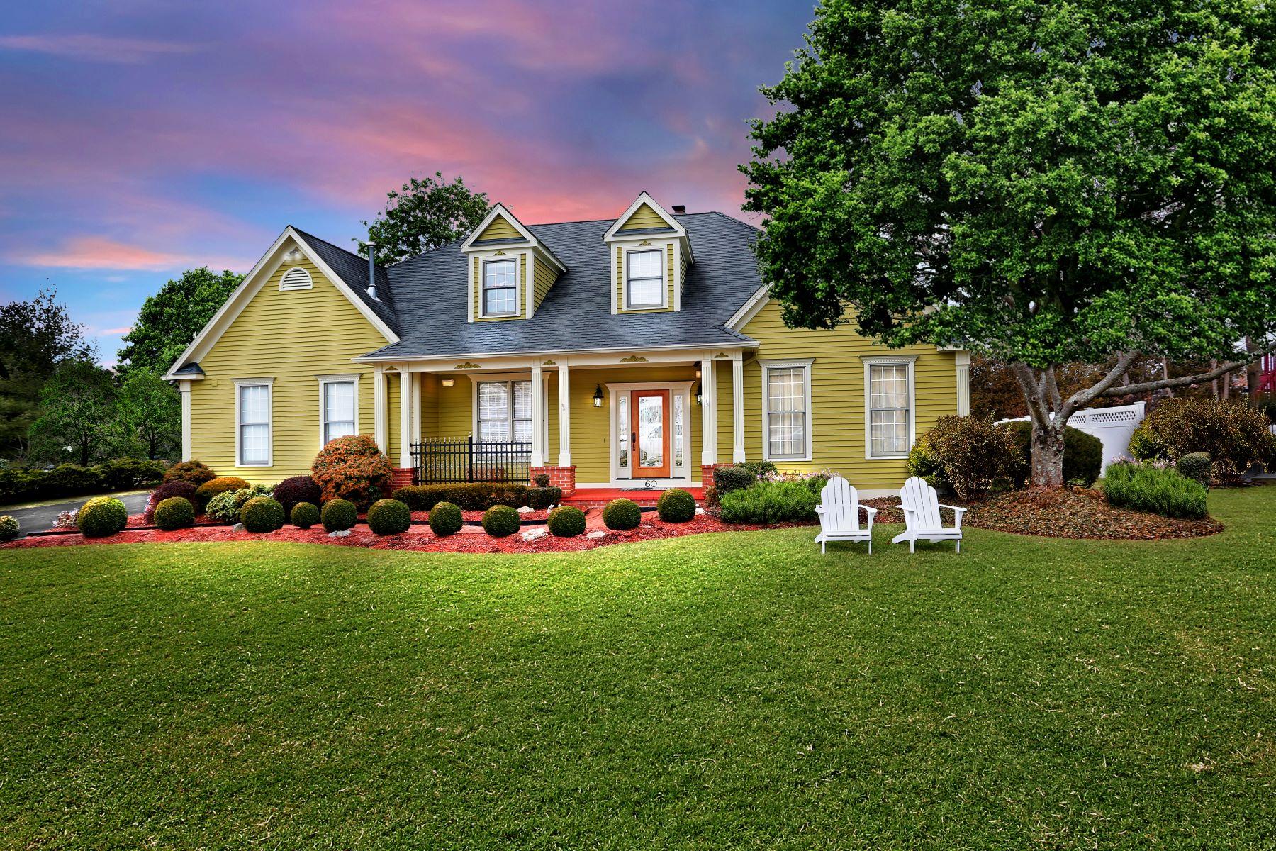 一戸建て のために 売買 アット On Cul-de-Sac, Close to Town 60 Walbin Court, Fairfield, コネチカット, 06824 アメリカ合衆国