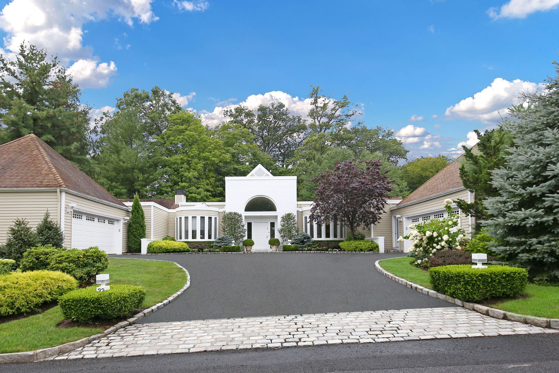 Single Family Homes por un Venta en 33 The Crossing Purchase, Nueva York 10577 Estados Unidos