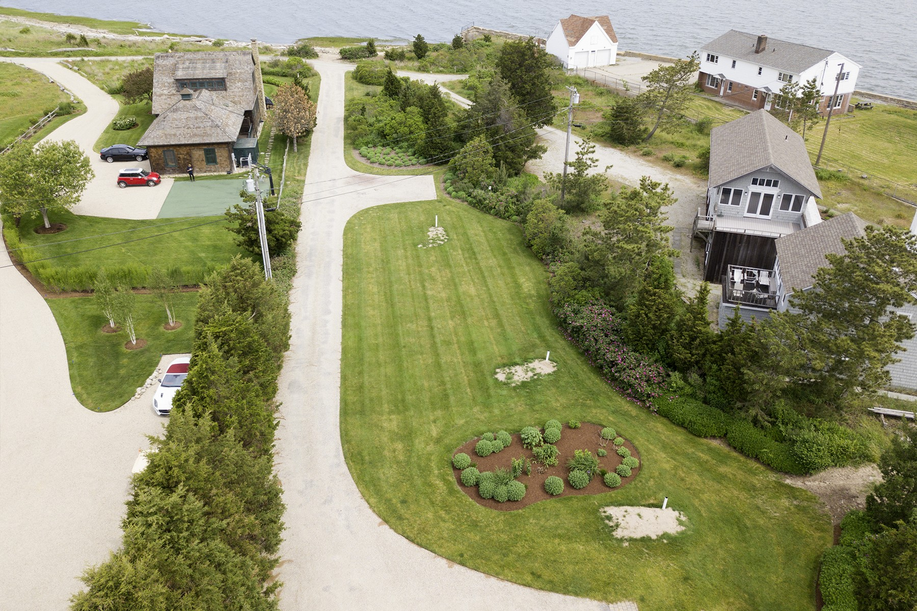 Land for Sale at Rare Opportunity to Build New Waterfront Home in Fenwick 101a Sequassen Avenue, Old Saybrook, Connecticut 06475 United States