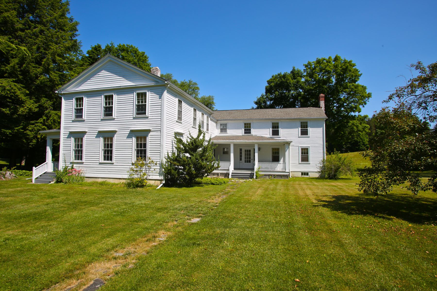 Single Family Home for Active at Wonderful Berkshire Farmhouse that Can Help Pay for Itself! 410 Swamp Rd Richmond, Massachusetts 01254 United States