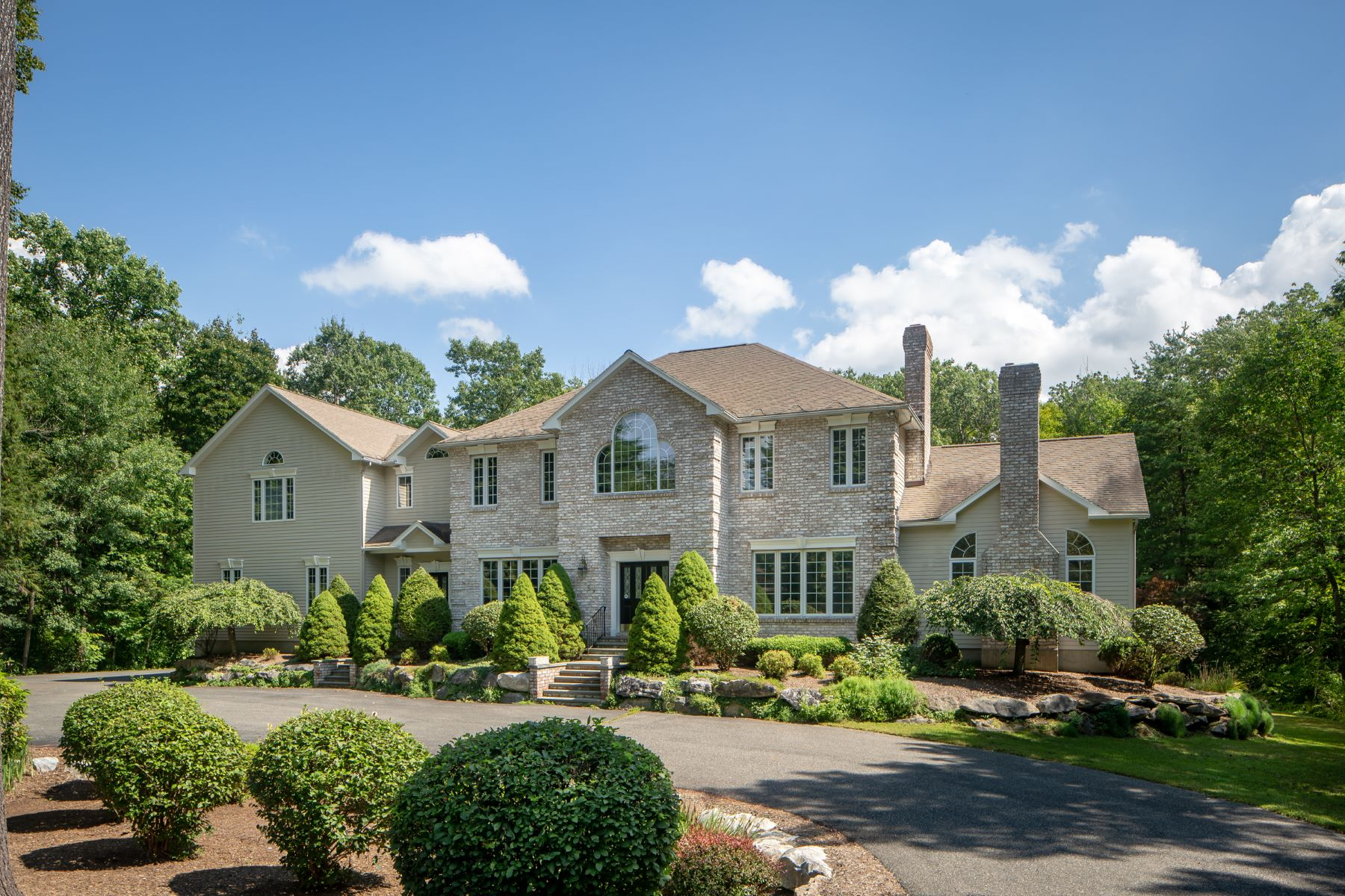 Single Family Homes for Sale at Grand Contemporary with Pool 89 Dunmore Ct Lenox, Massachusetts 01240 United States