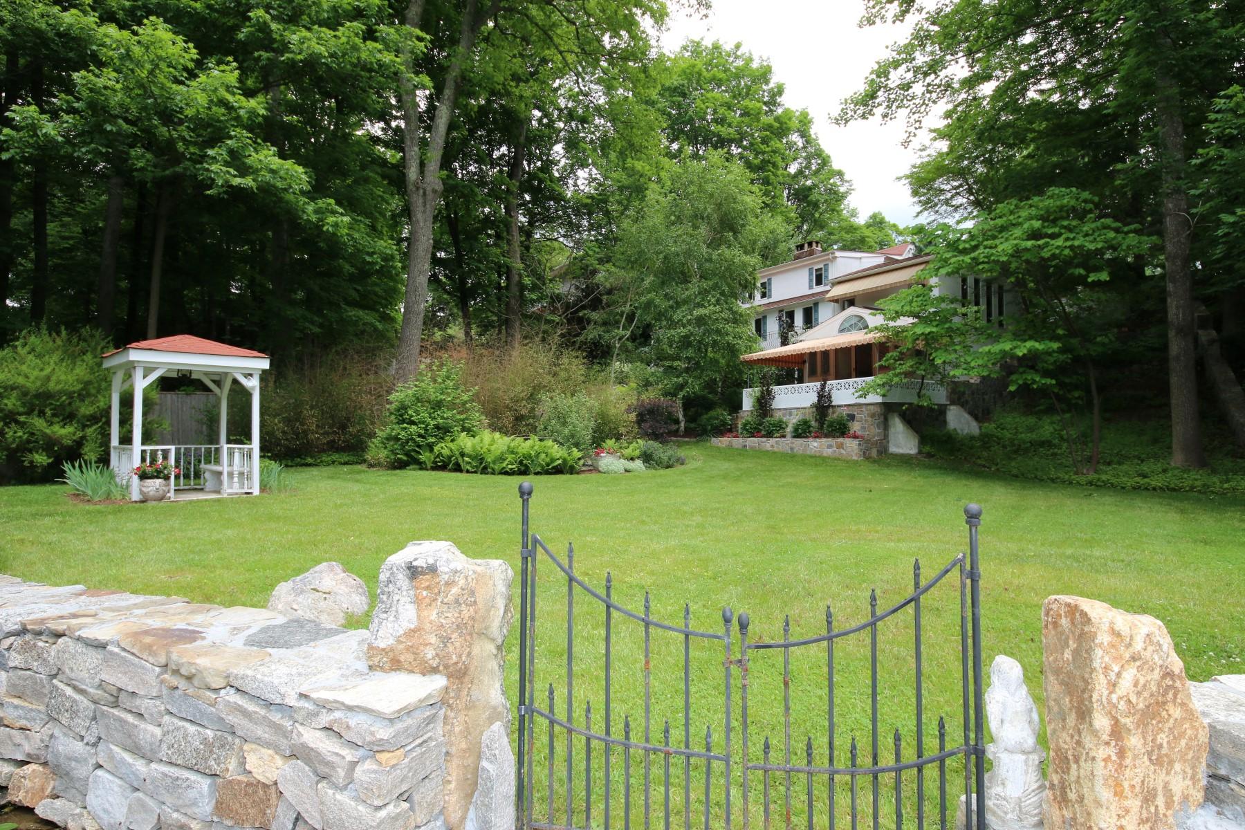 Einfamilienhaus für Verkauf beim One of a Kind Mediterranean Villa 22 Rita Road Ridgefield, Connecticut, 06877 Vereinigte Staaten