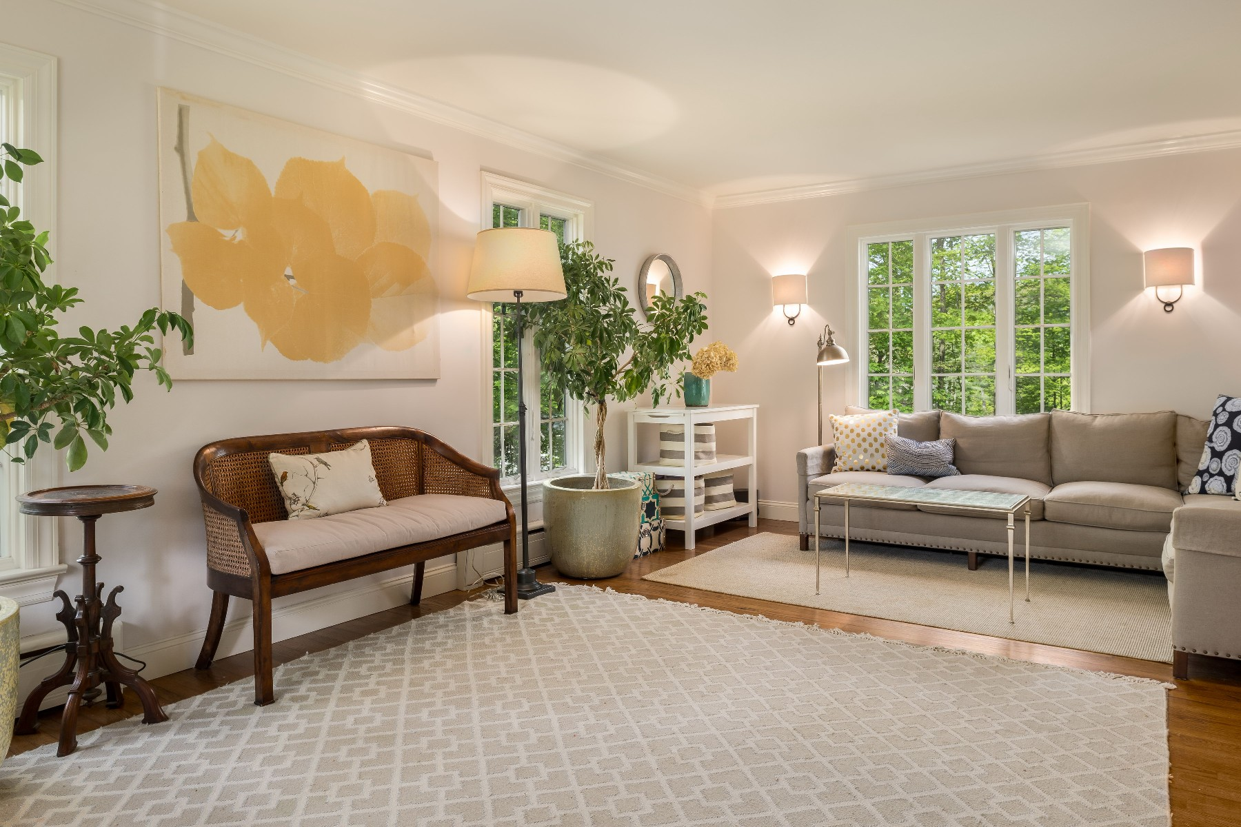 Single Family Home for Sale at Exquisite Rowayton Home 38 Vanderbilt Avenue Rowayton, Norwalk, Connecticut, 06854 United States