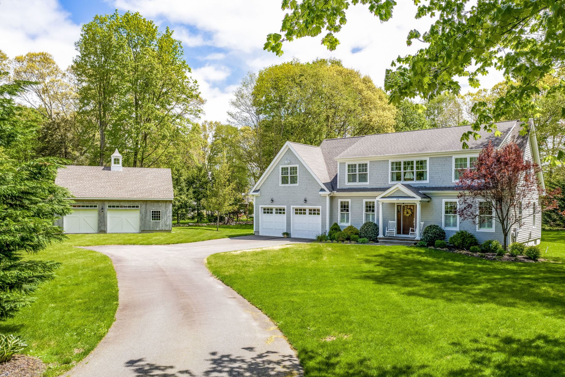 Single Family Homes for Sale at 42-b Waterside Lane Clinton, Connecticut 06413 United States