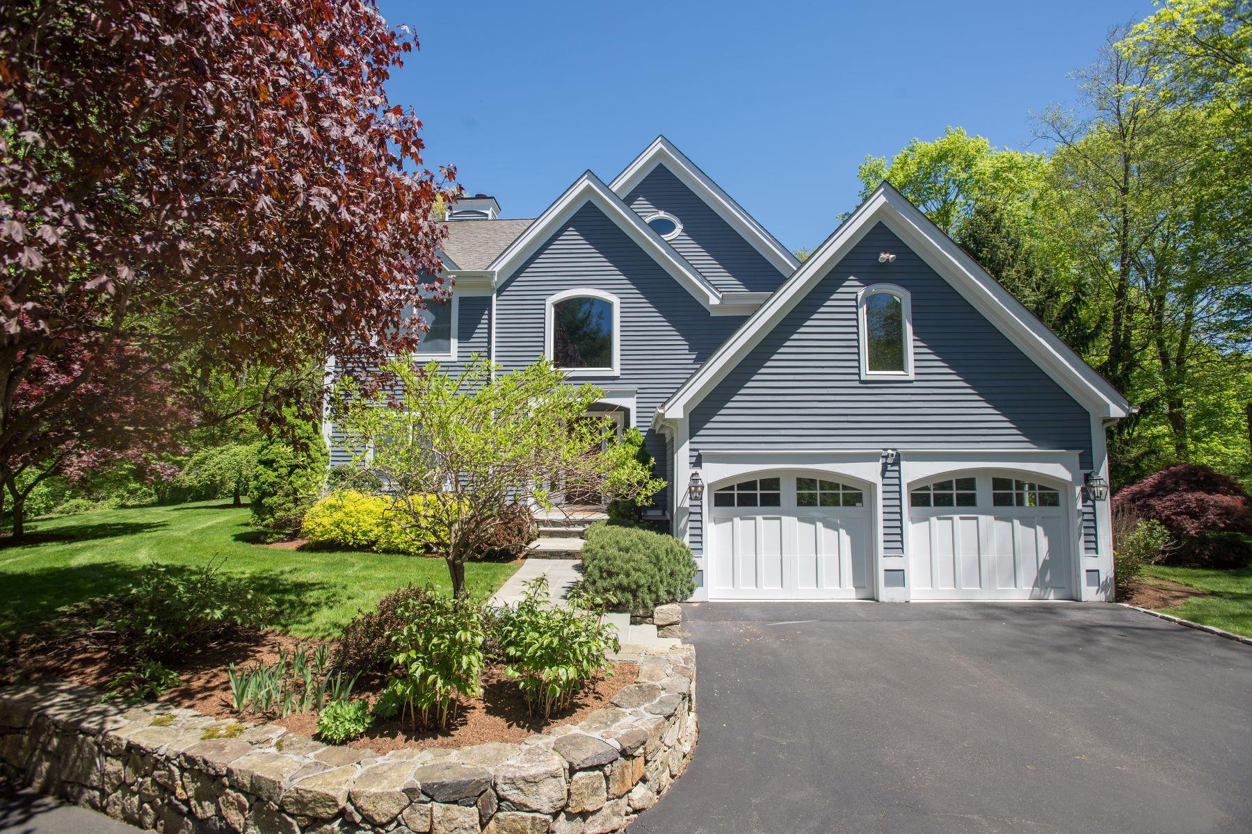 Single Family Homes للـ Sale في Wilton, Connecticut 06897 United States