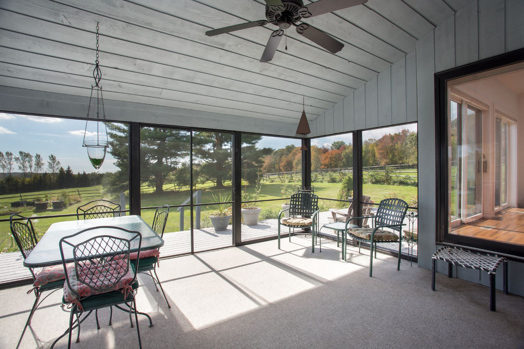Additional photo for property listing at Contemporary w/20 Open Acres For Horses 12 Richards Road Litchfield, Connecticut 06759 United States