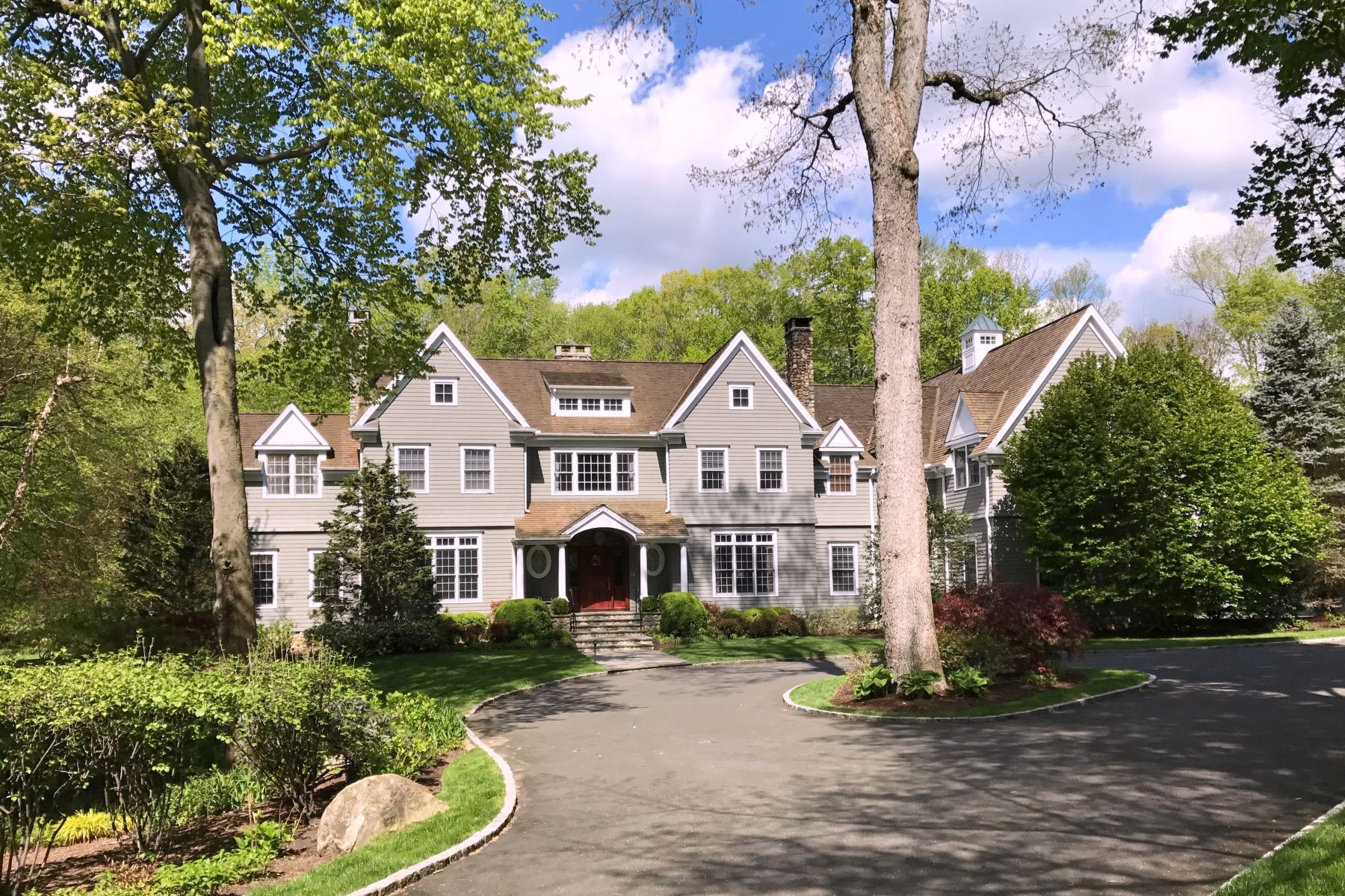 Single Family Home for Sale at 53 Blueberry Lane Darien, Connecticut, 06820 United States