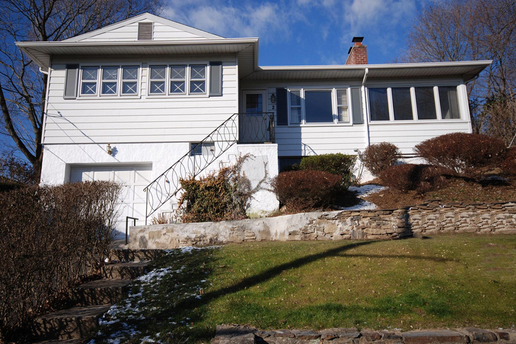 Single Family Home for Rent at 2 Knollwood Drive Rye Brook, New York, 10573 United States