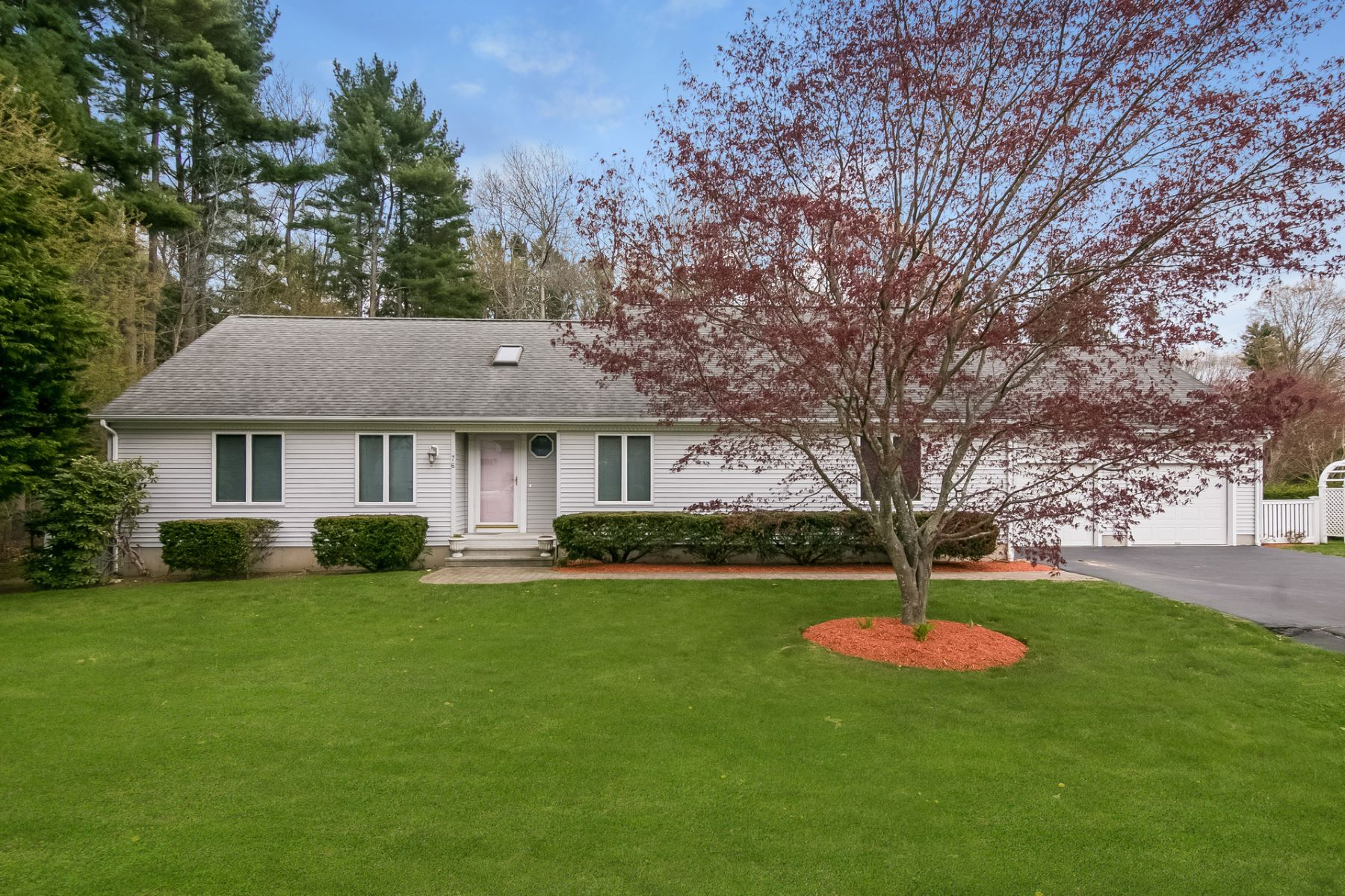 single family homes voor Verkoop op 76 Osprey Circle Westbrook, Connecticut 06498 Verenigde Staten