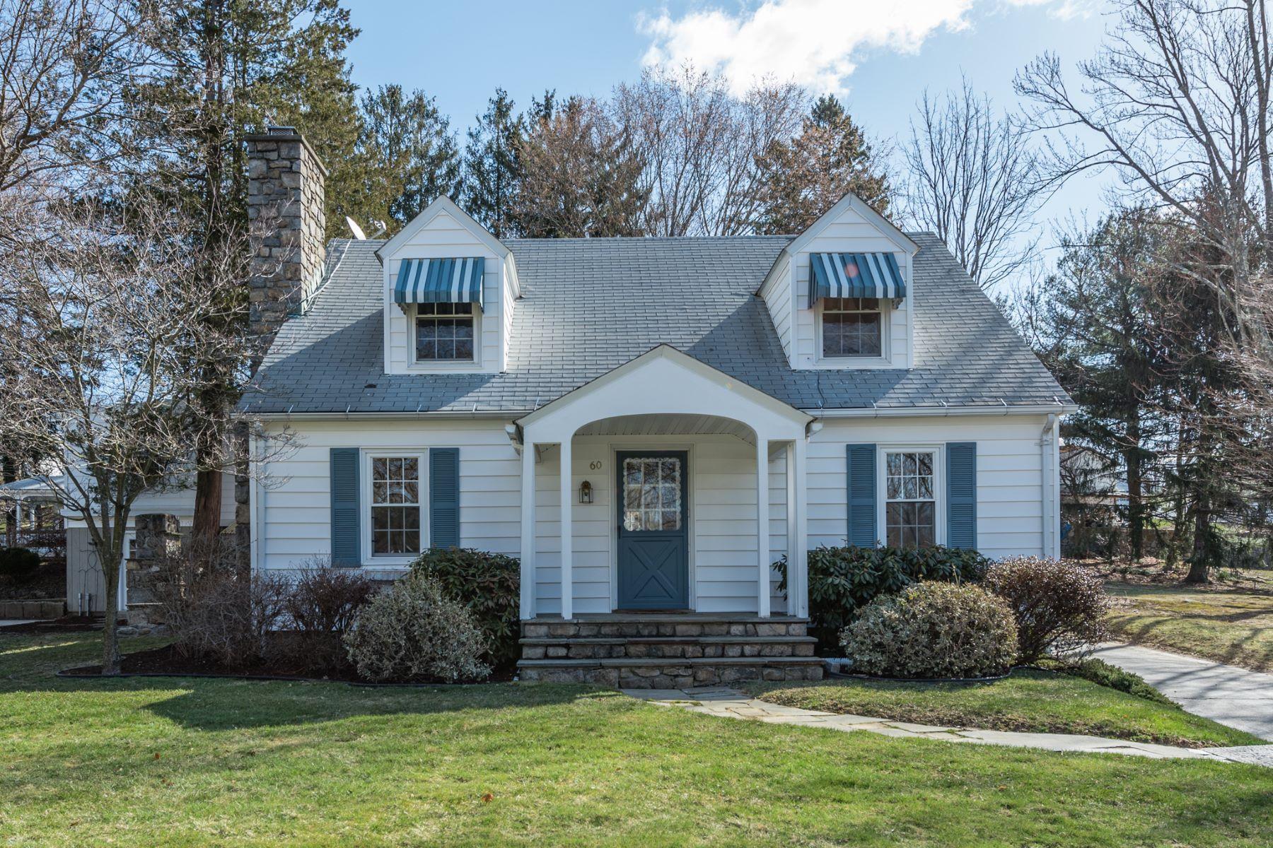 多户住宅 为 销售 在 Stunning Cape- Two Family 62 Holley Street Extension 丹伯里, 康涅狄格州 06810 美国