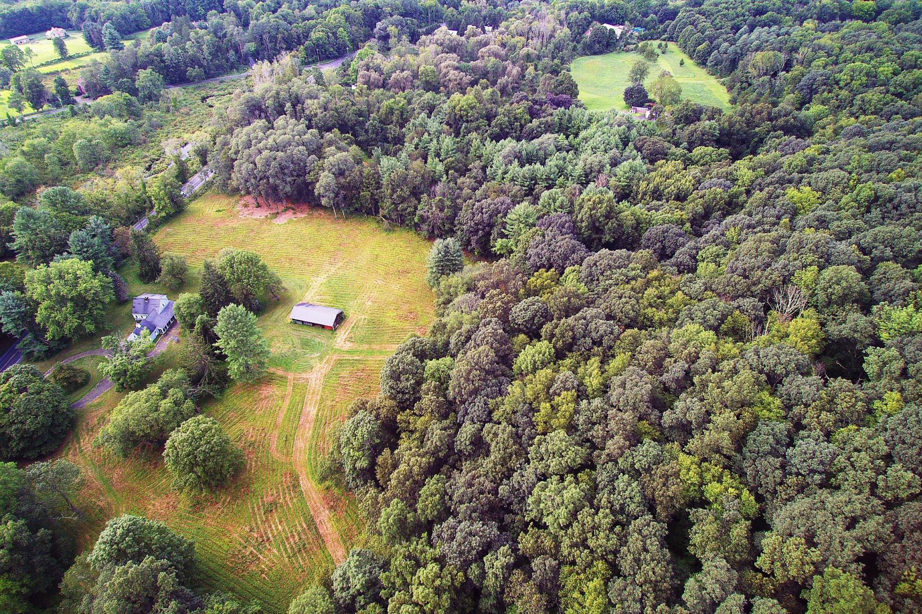 Land for Sale at Realize a Dream! 614 Redding Road Redding, Connecticut 06896 United States