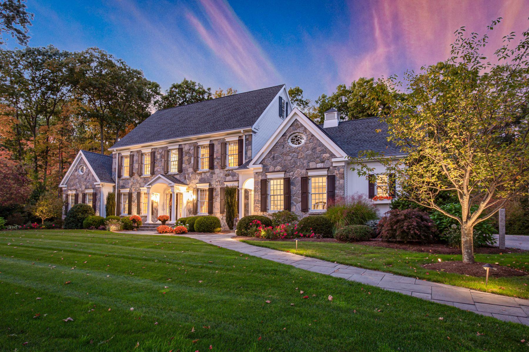 Single Family Homes per Vendita alle ore 334 Northington Drive Avon, Connecticut 06001 Stati Uniti