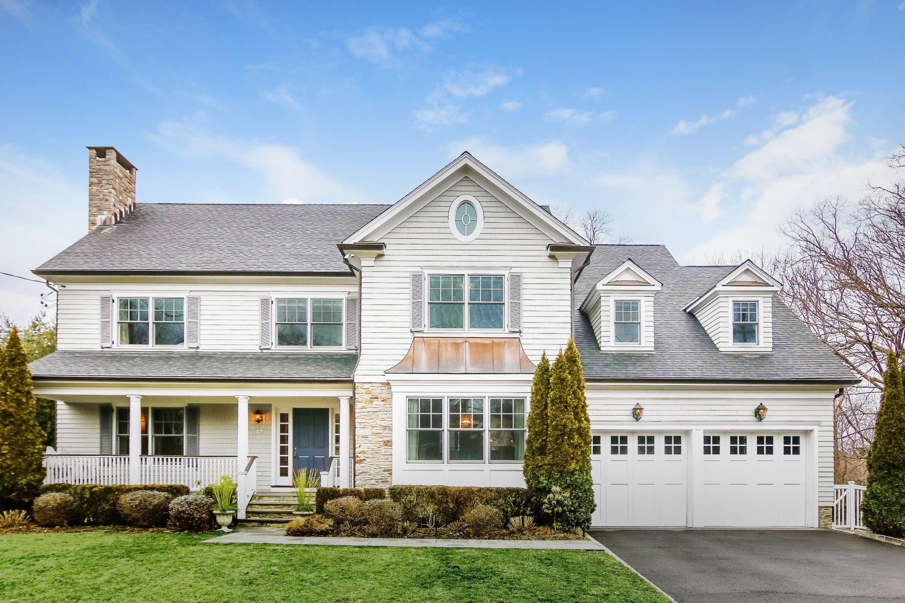 独户住宅 为 销售 在 13 Hook Road 拉伊, 纽约州, 10580 美国