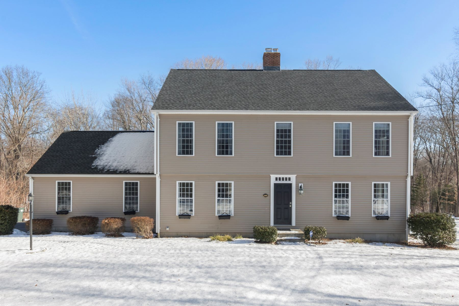 Single Family Homes for Sale at 610 Opening Hill Road Madison, Connecticut 06443 United States