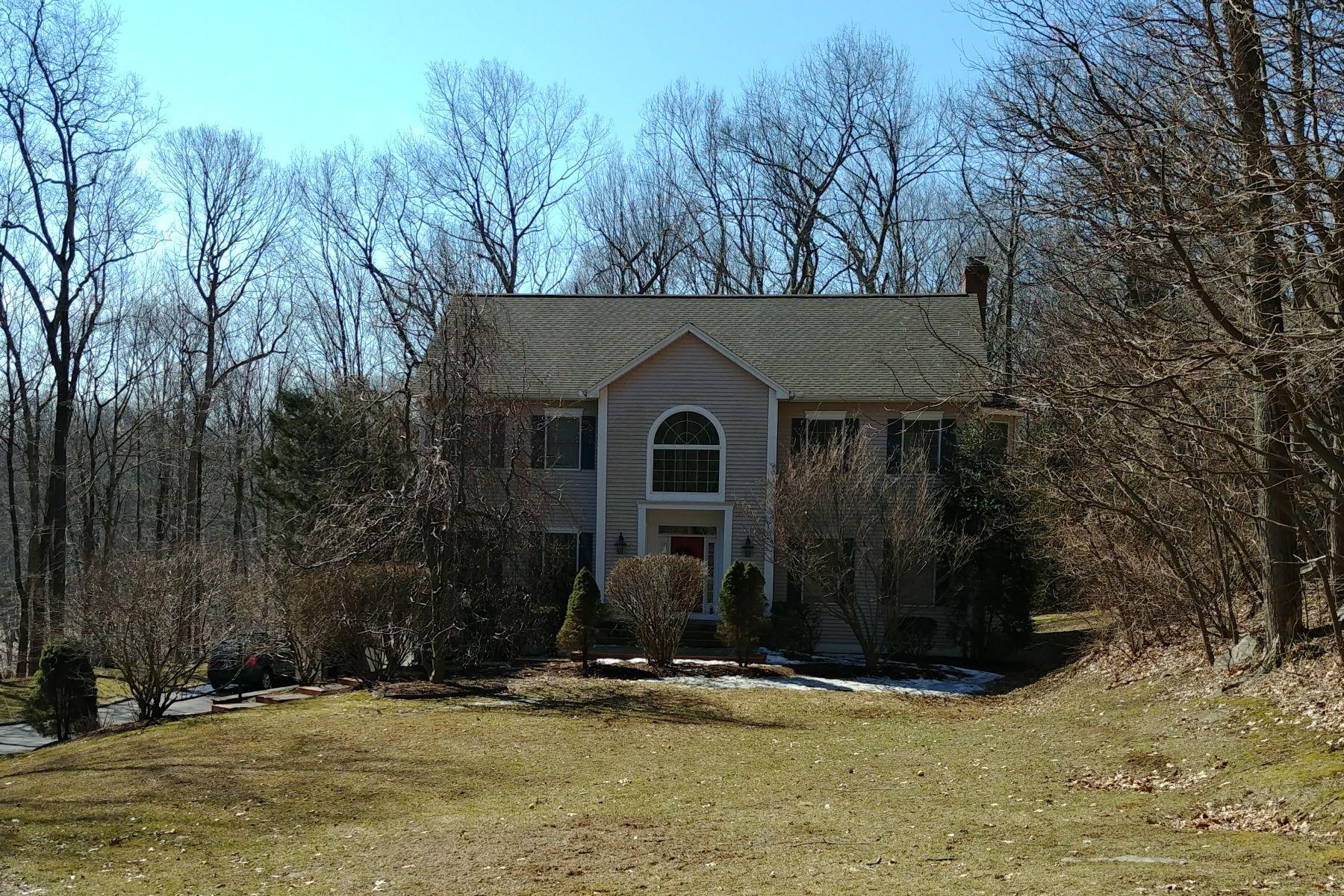 Maison unifamiliale pour l Vente à Exceptional Colonial 30 Beaver Bog Road New Fairfield, Connecticut 06812 États-Unis