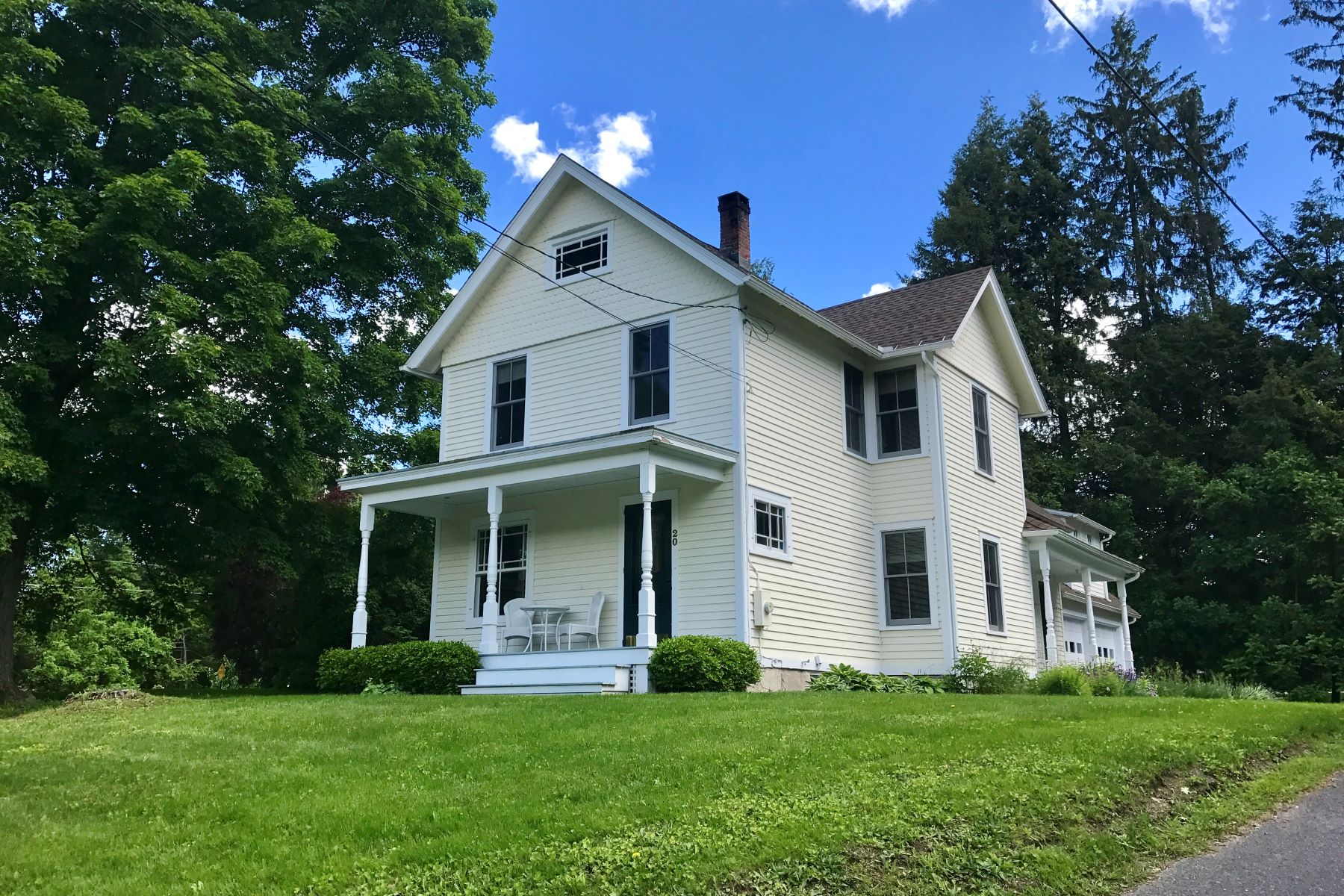 Single Family Home for Sale at Walk to Lakeville Lake 20 Ethan Allen St Salisbury, Connecticut, 06039 United States