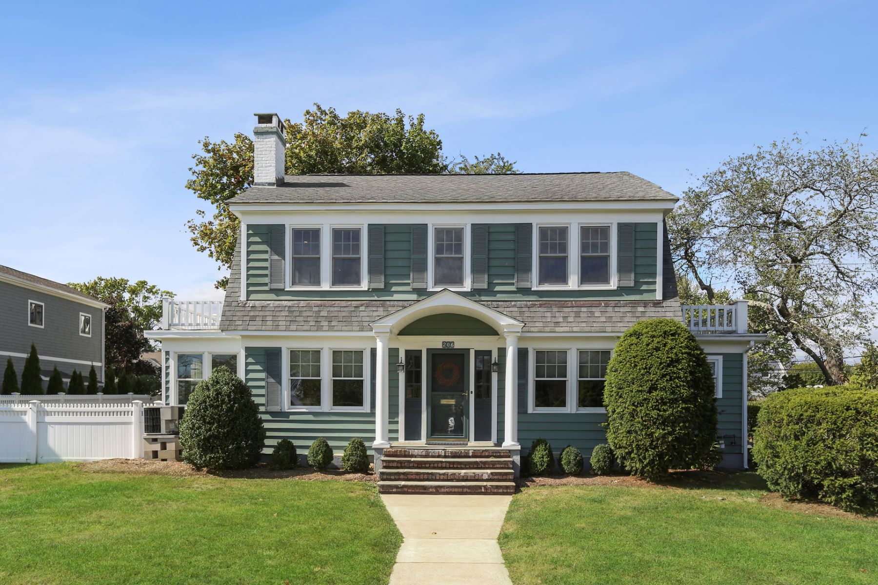 Single Family Homes for Sale at Norwalk, Connecticut 06855 United States