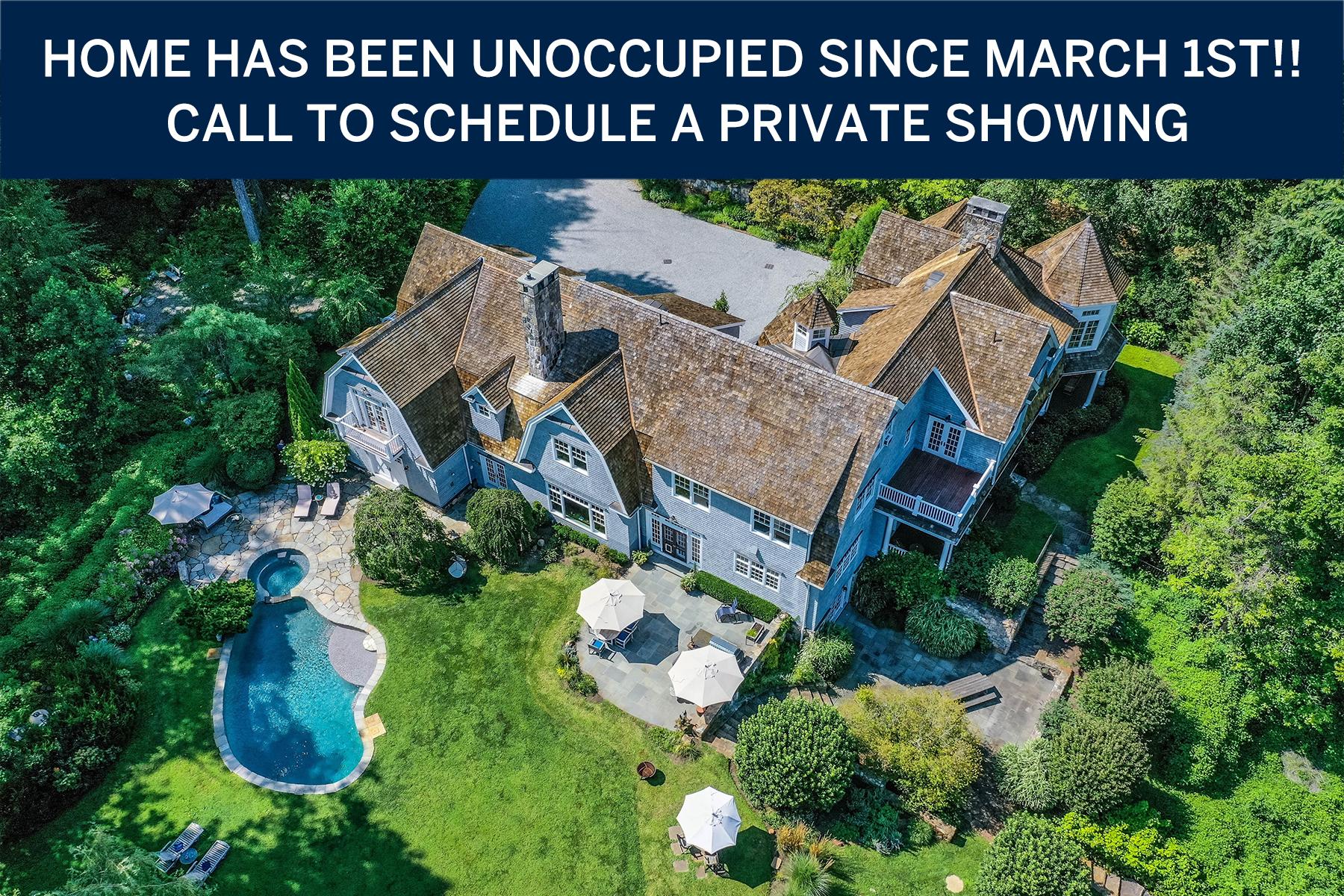 Single Family Homes vì Bán tại Enchanting Retreat with Magnificent Views 36 Michaels Way, Weston, Connecticut 06883 Hoa Kỳ