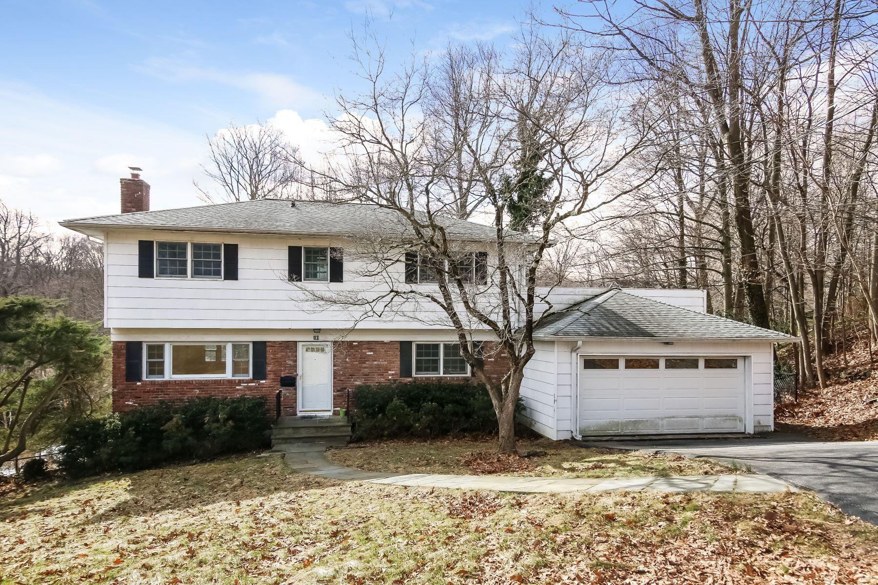 Частный односемейный дом для того Продажа на Sunny and Bright Colonial is Scarsdale 10 Magnolia Road, Scarsdale, Нью-Йорк, 10583 Соединенные Штаты
