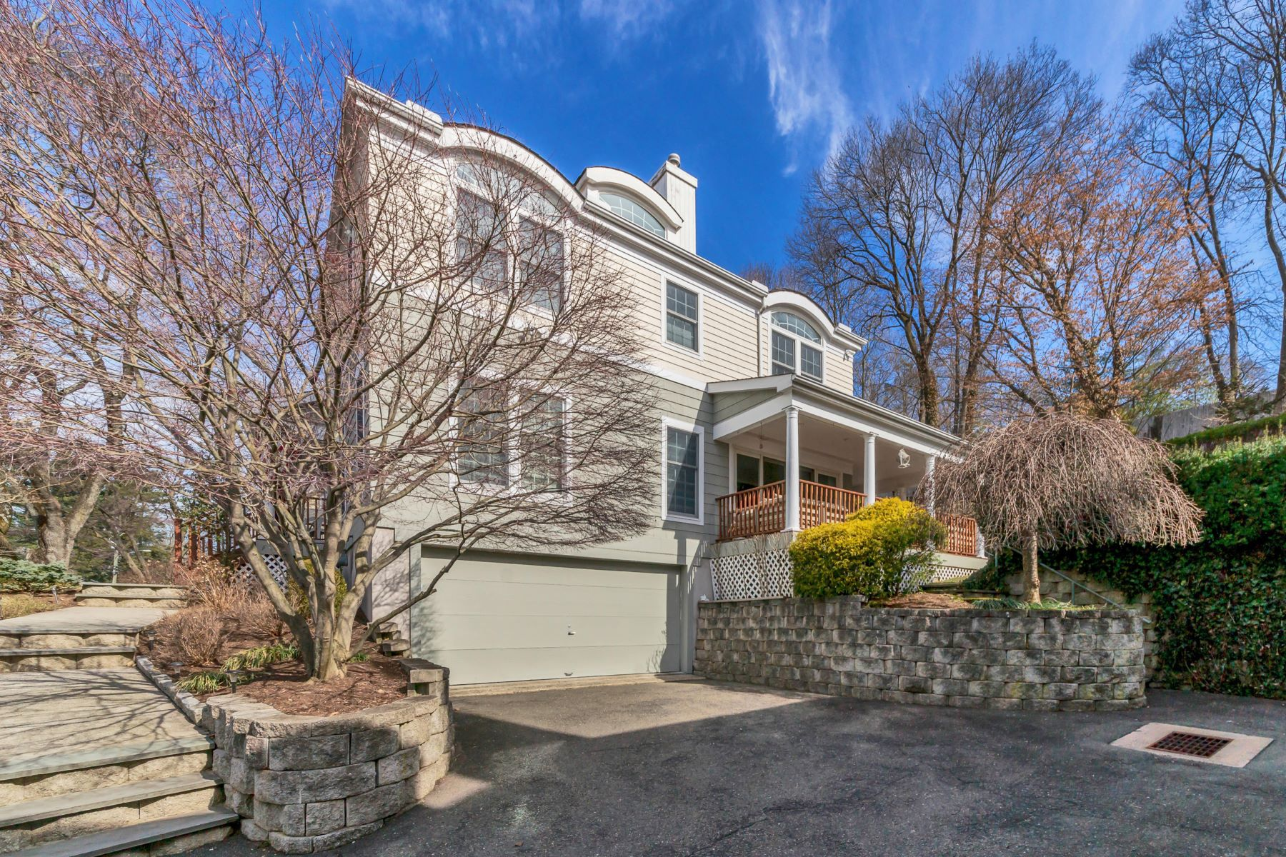 """Single Family Home for Sale at """"The Coolest House In Town"""" 41.5 East Avenue, Norwalk, Connecticut, 06851 United States"""