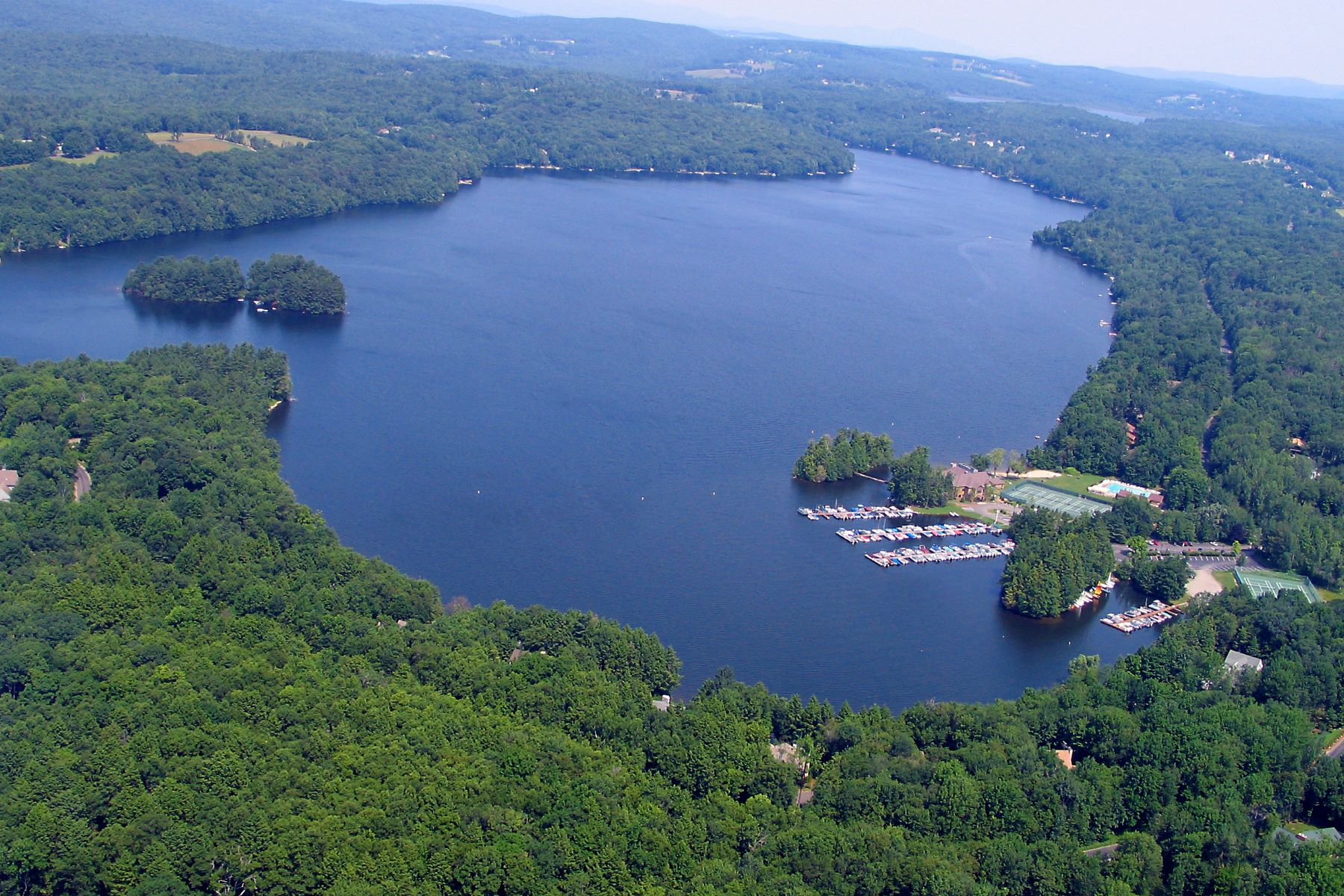 Land for Sale at Lake view 531 East Hyerdale Drive, Goshen, Connecticut, 06756 United States