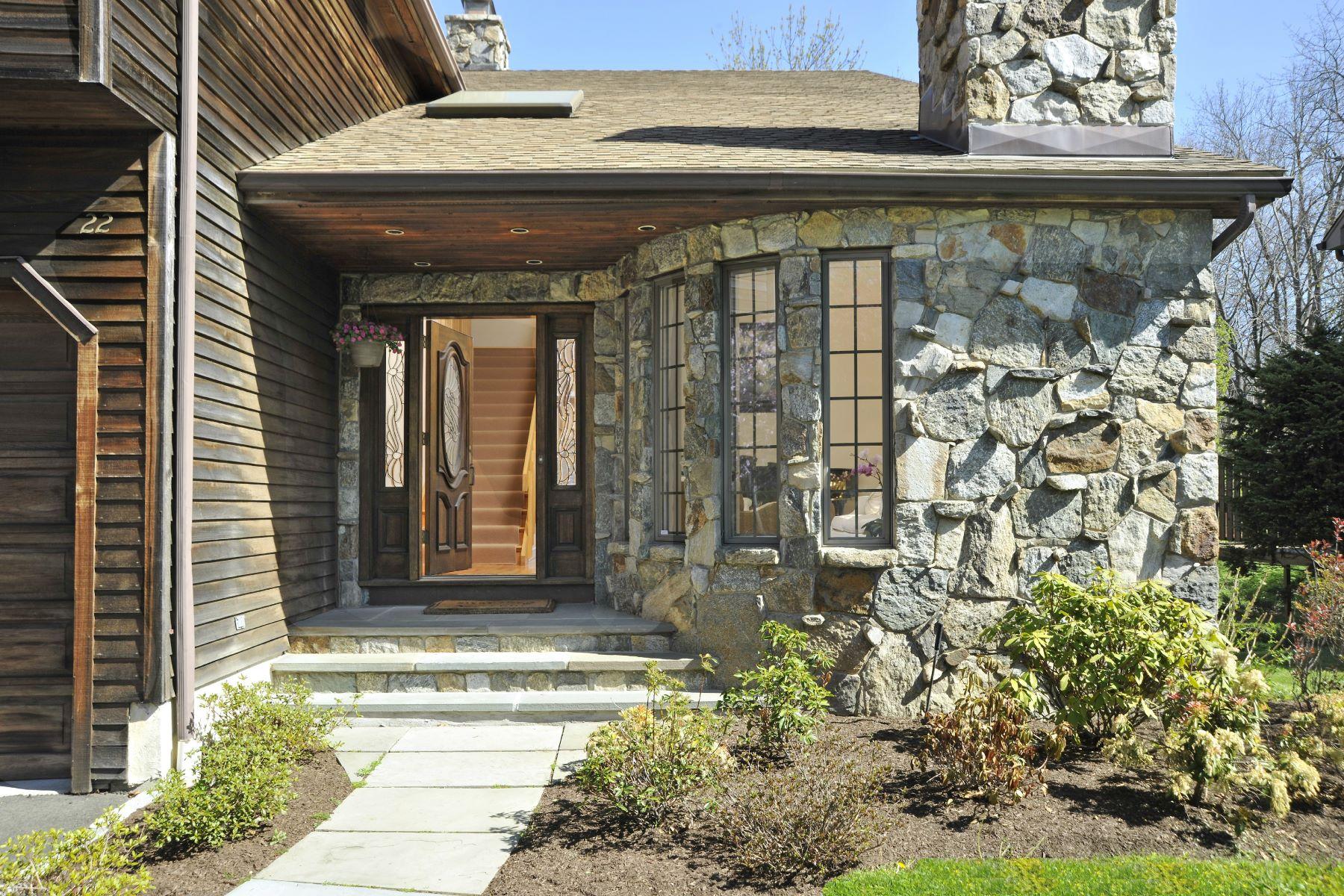 Maison unifamiliale pour l à louer à South of the Merritt Parkway 22 Talmadge Lane Stamford, Connecticut 06905 États-Unis