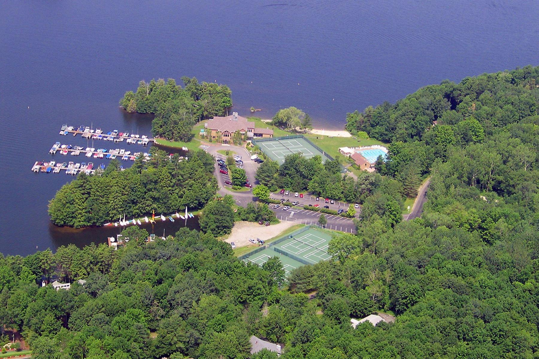 Land for Sale at Woodridge Lake Lot 750 Cornwall Drive, Goshen, Connecticut, 06756 United States