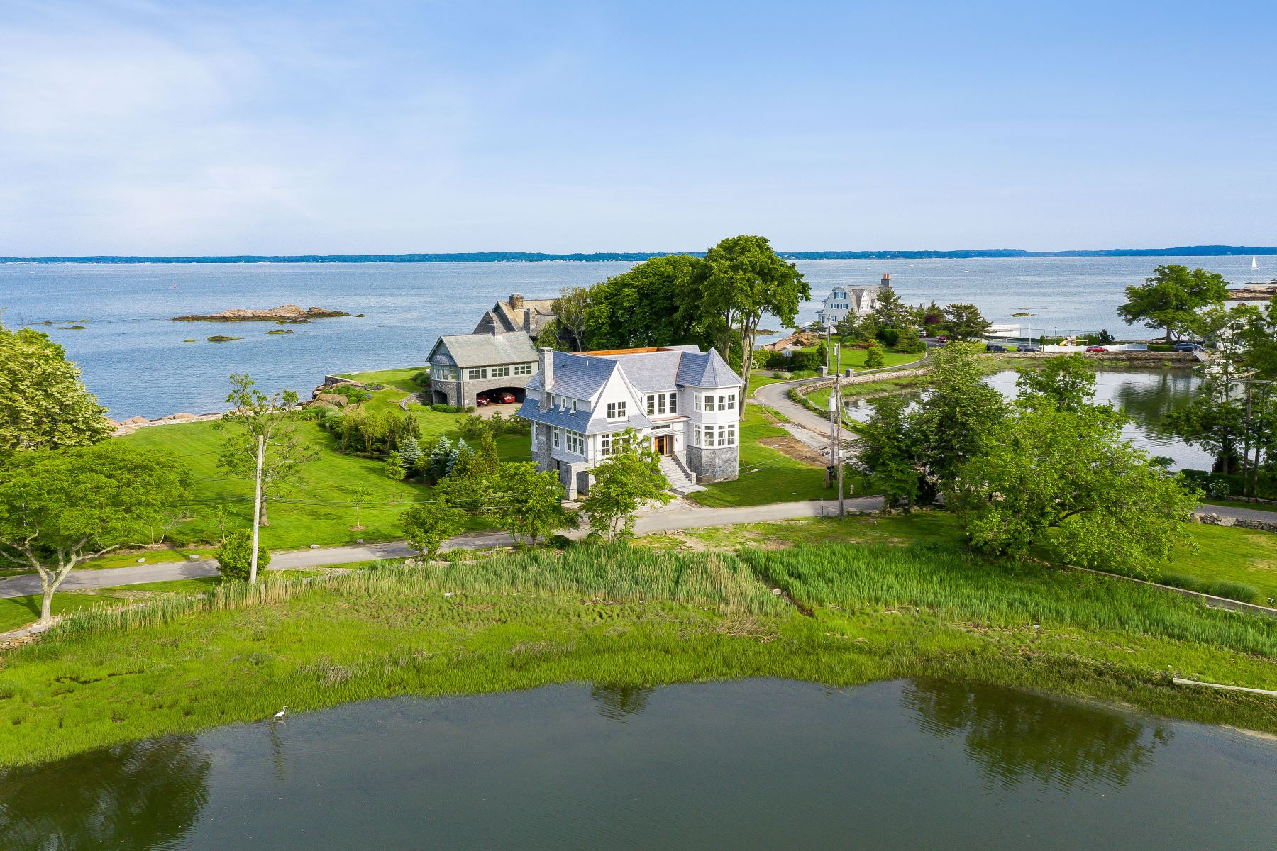 Single Family Homes for Sale at 12 Pine Island Road Rye, New York 10580 United States