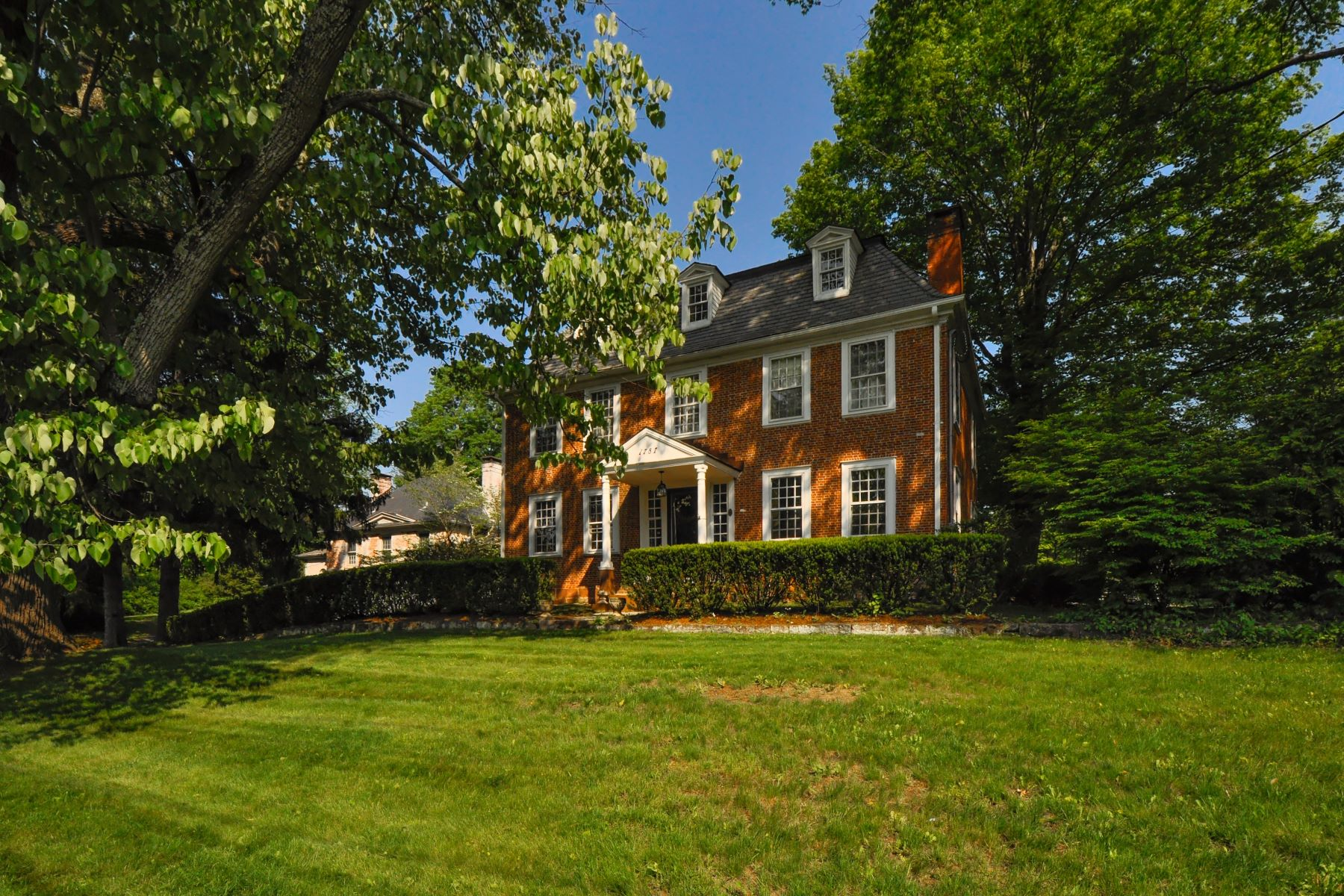 Single Family Home for Sale at Rochambeau House 1030,1050 Main Street North Southbury, Connecticut, 06488 United States