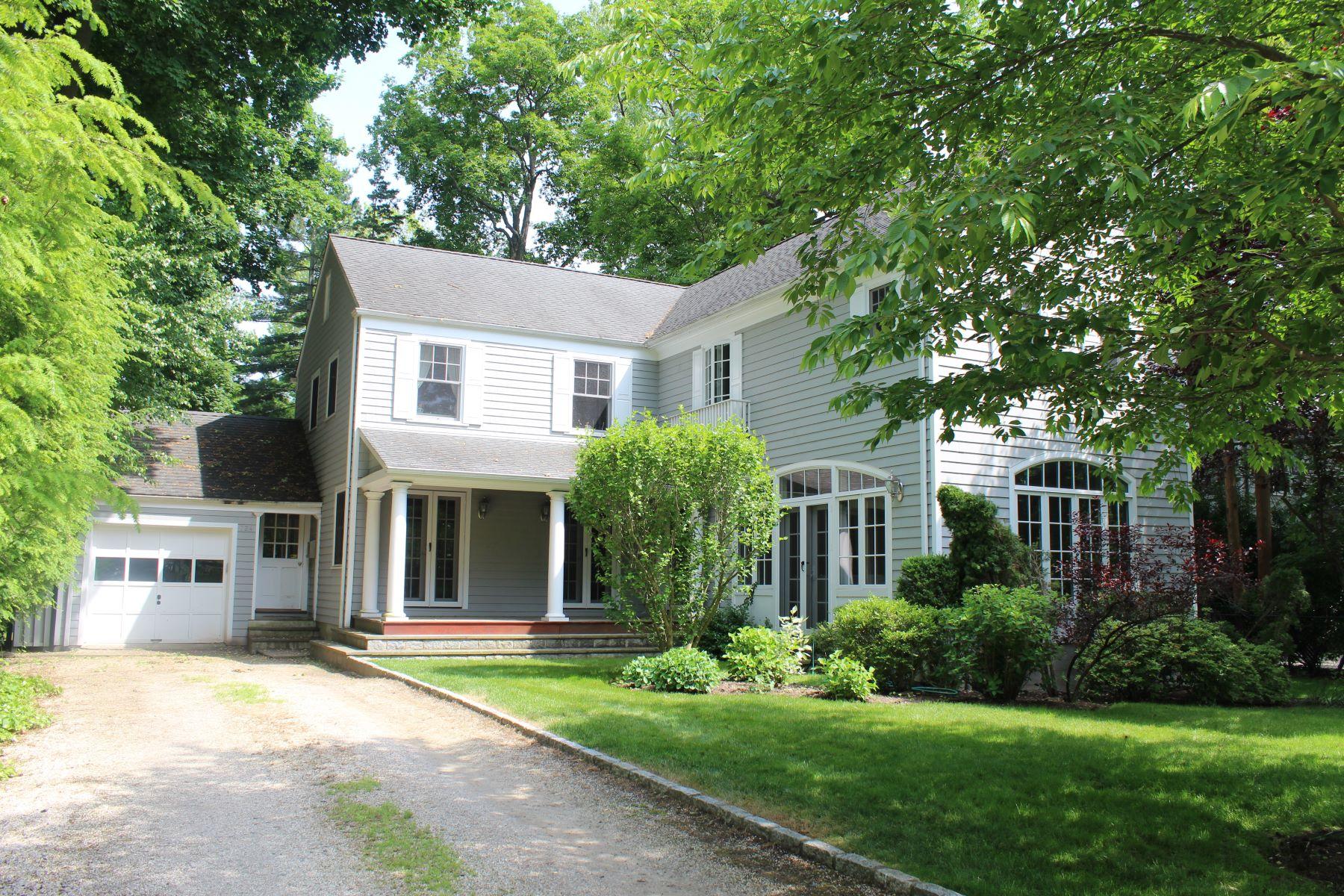 Casa Unifamiliar por un Alquiler en 724 Forest Avenue 724 Forest Avenue Mamaroneck, Nueva York 10543 Estados Unidos